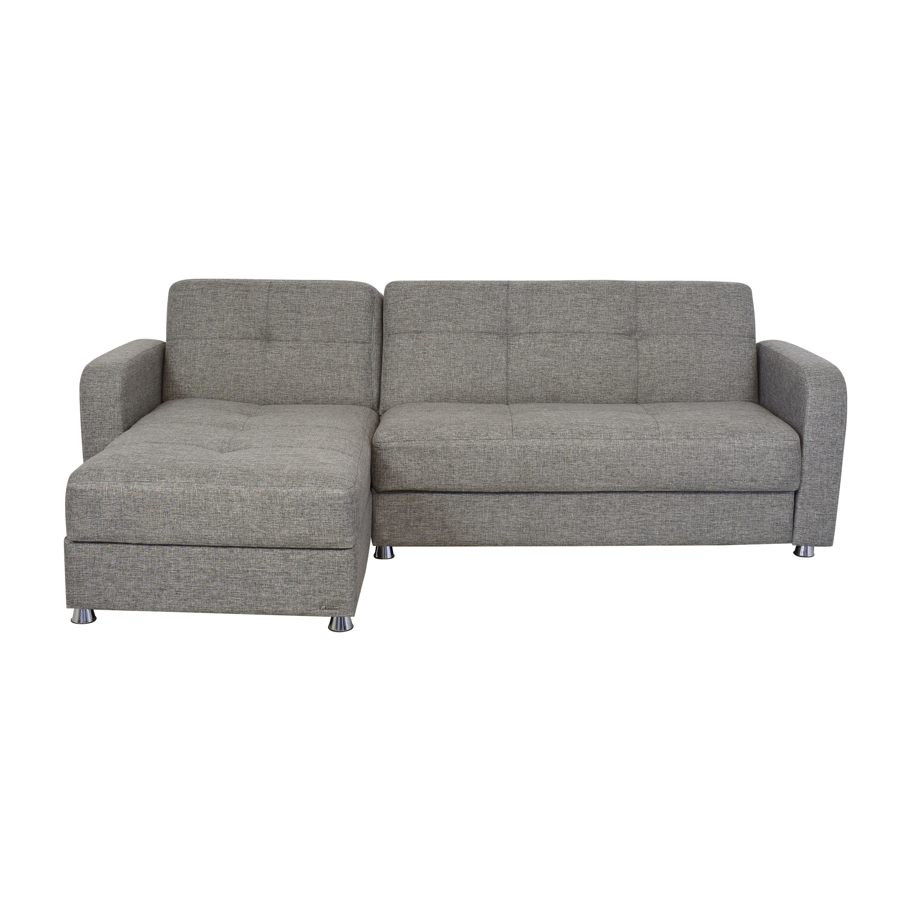 buy Istikbal Istikbal Vision Diego Sectional Sofa and Ottoman online