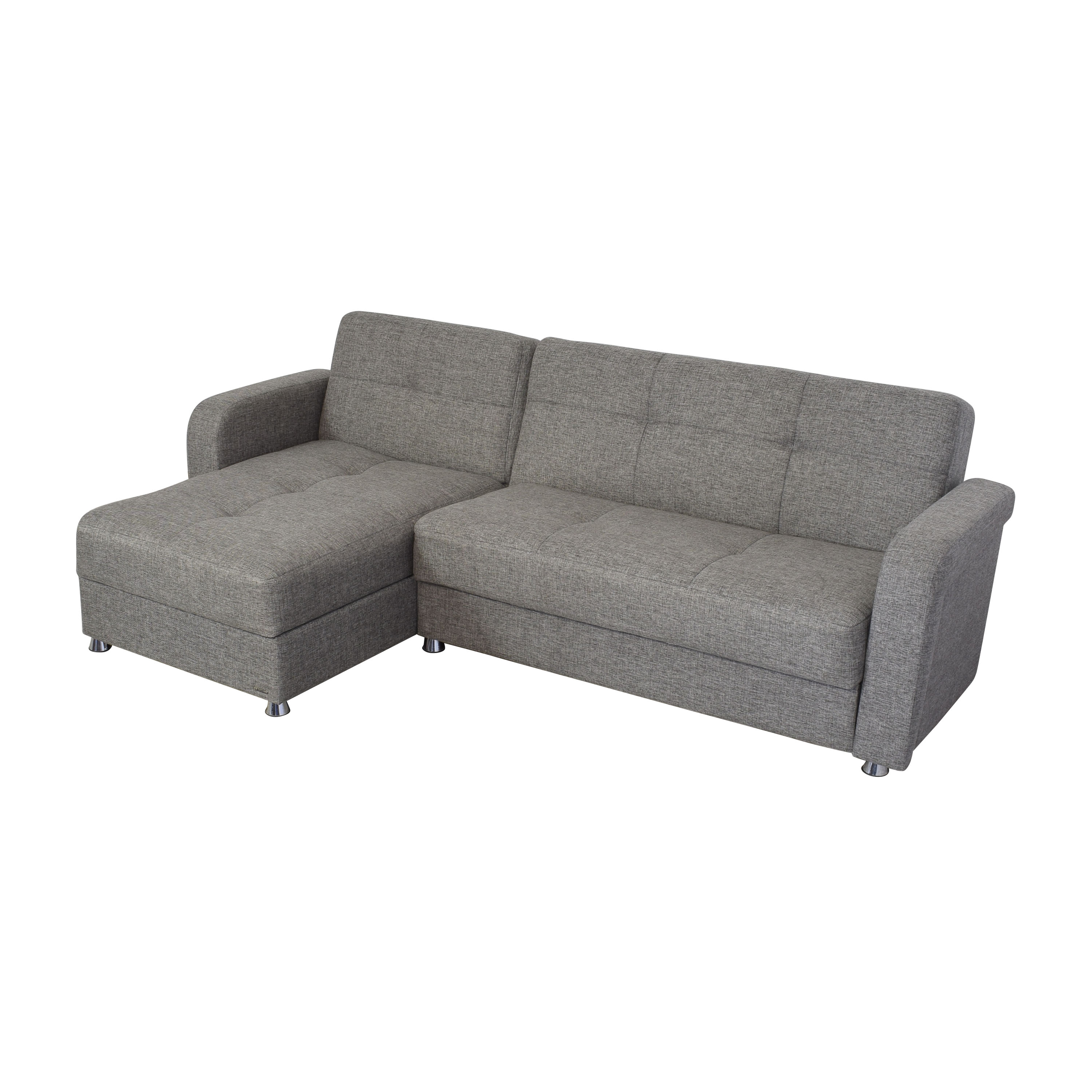 Istikbal Vision Diego Sectional Sofa and Ottoman sale