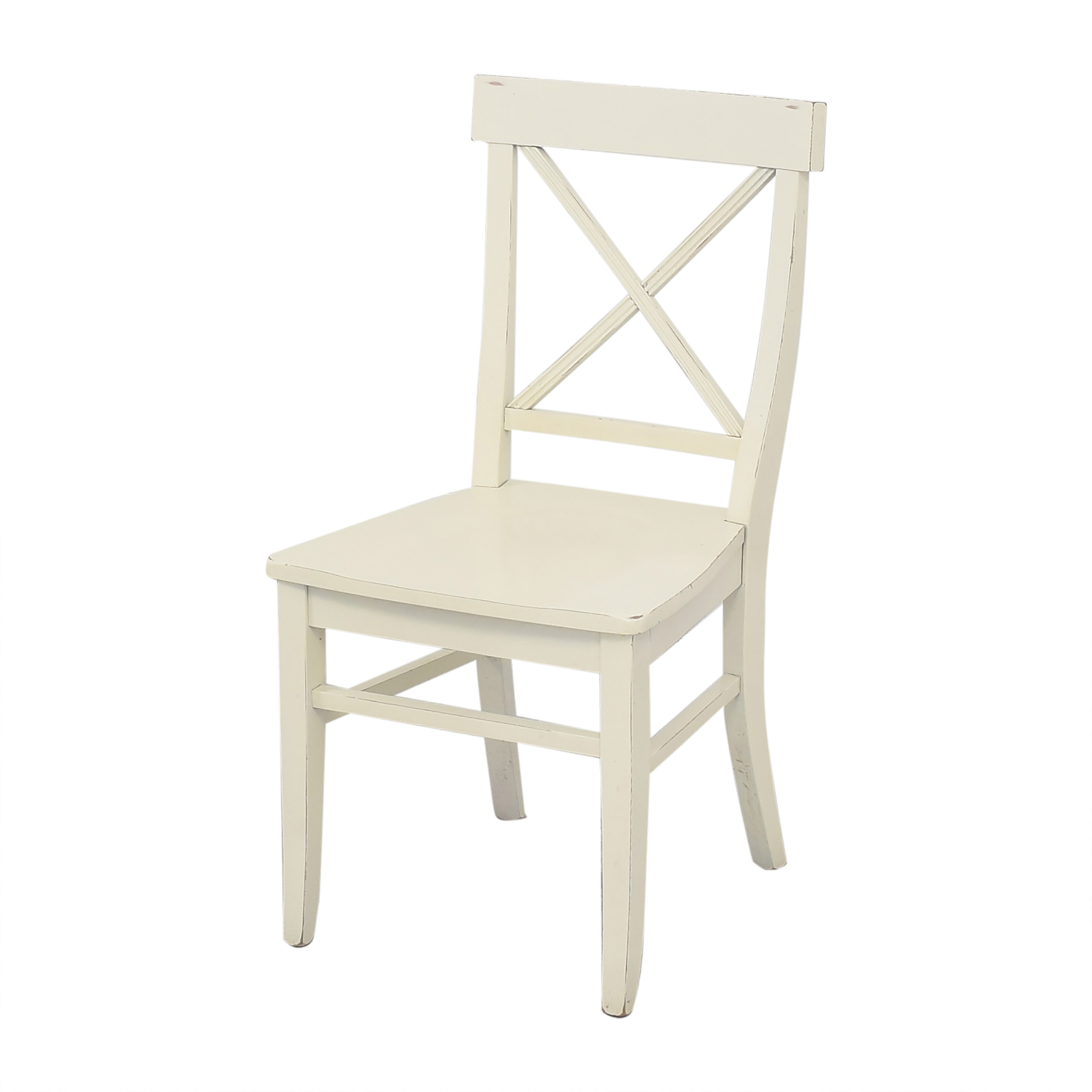 Pottery Barn Pottery Barn Aaron Dining Chairs dimensions