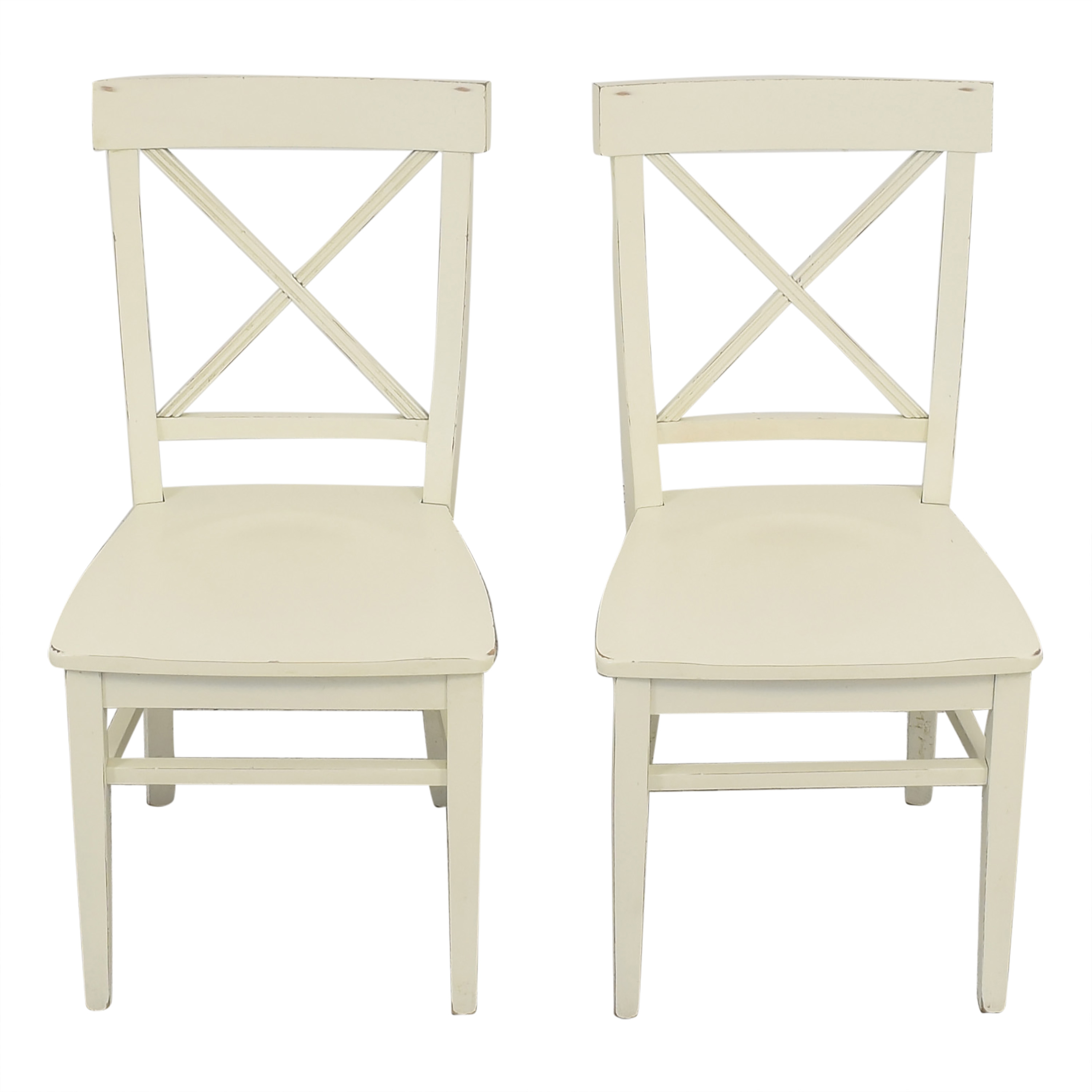Pottery Barn Pottery Barn Aaron Dining Chairs