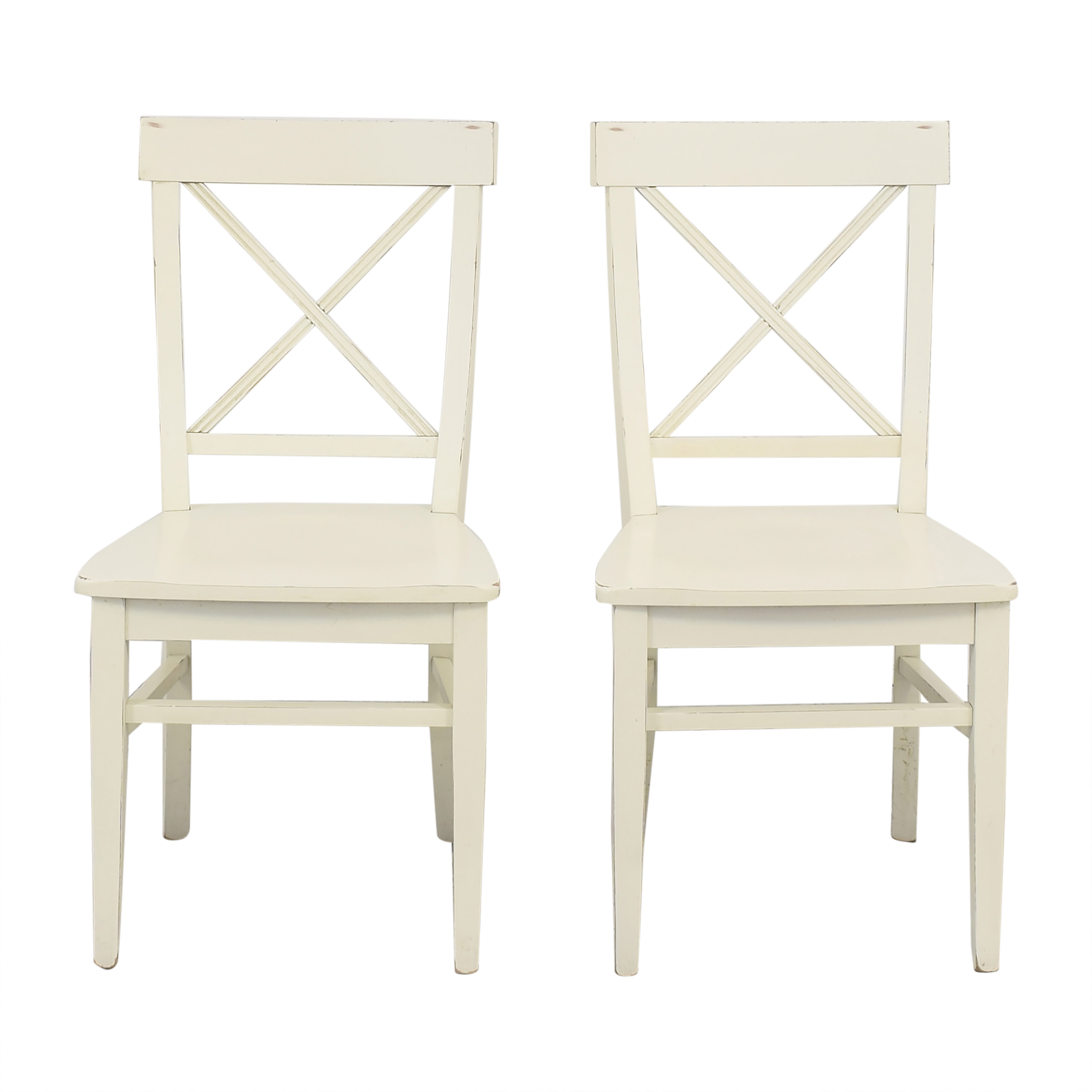 Pottery Barn Pottery Barn Aaron Dining Chairs Dining Chairs