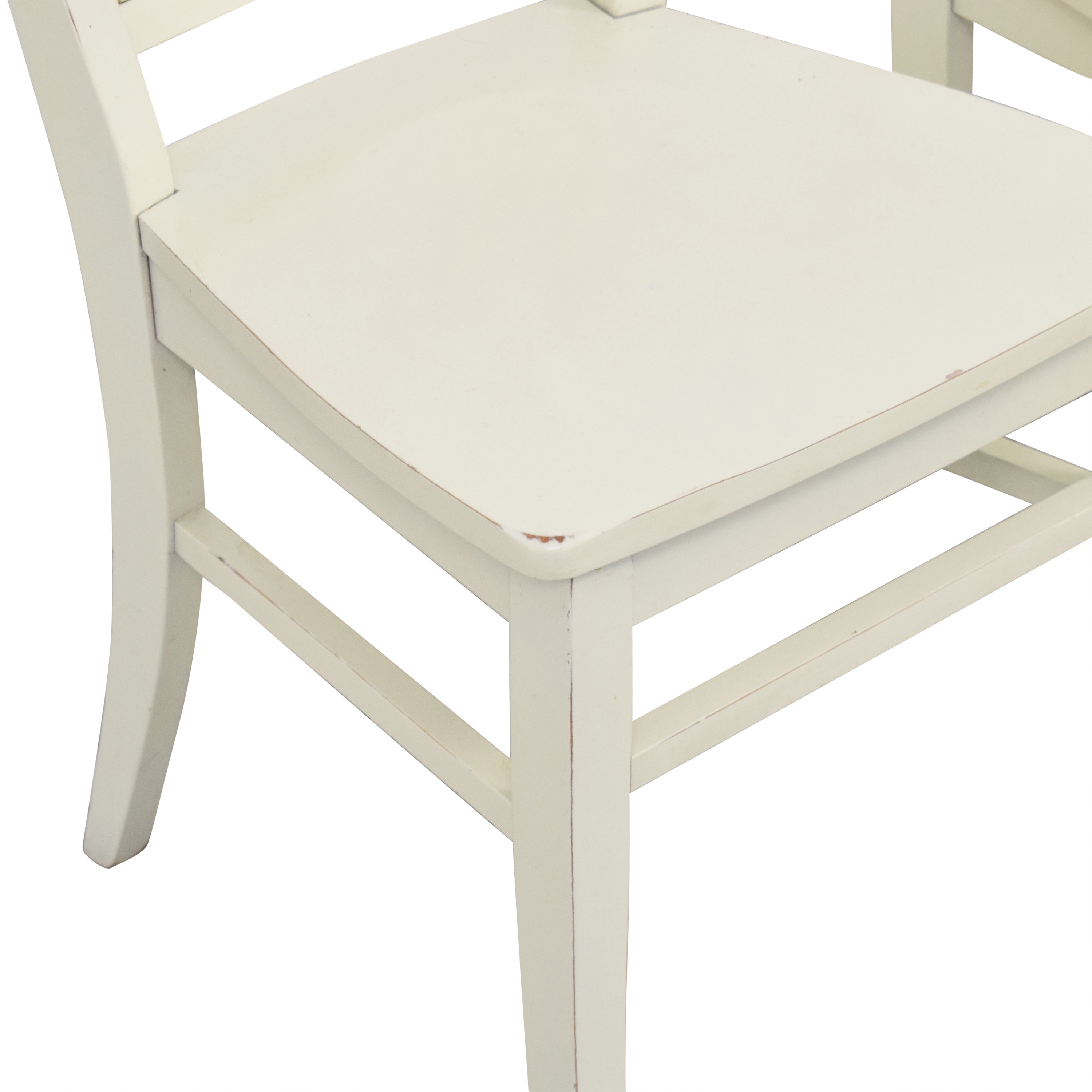 shop Pottery Barn Pottery Barn Aaron Dining Chairs online