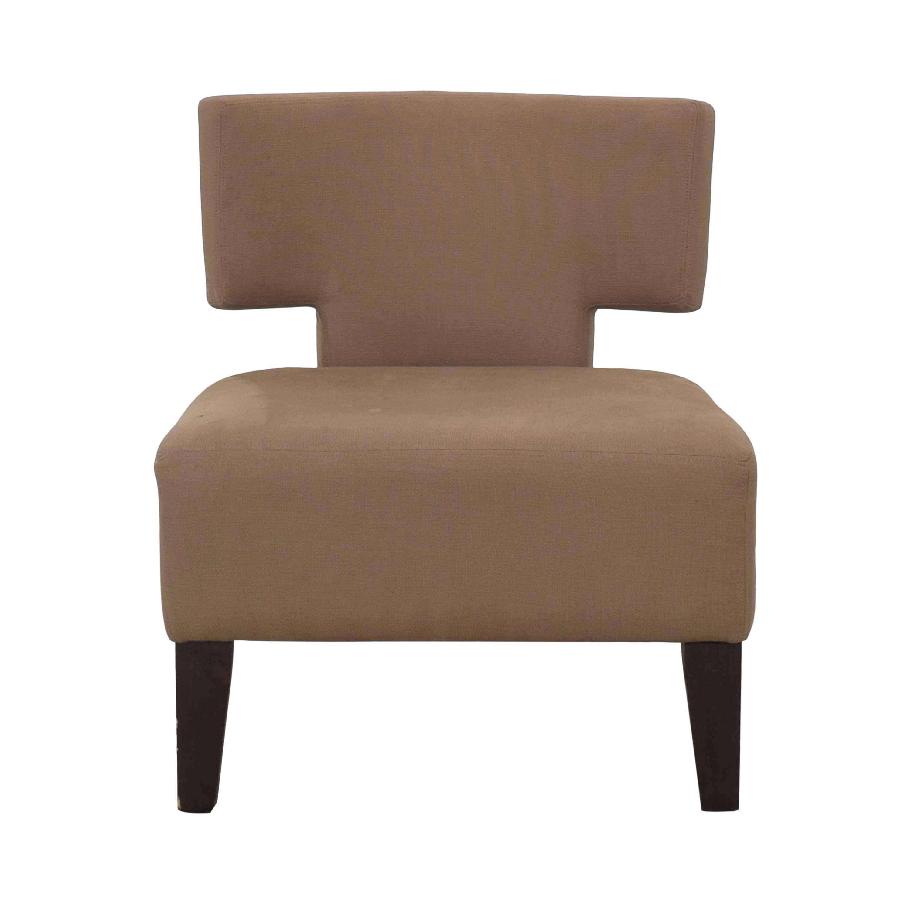 West Elm West Elm Geometric Lounge Chair second hand