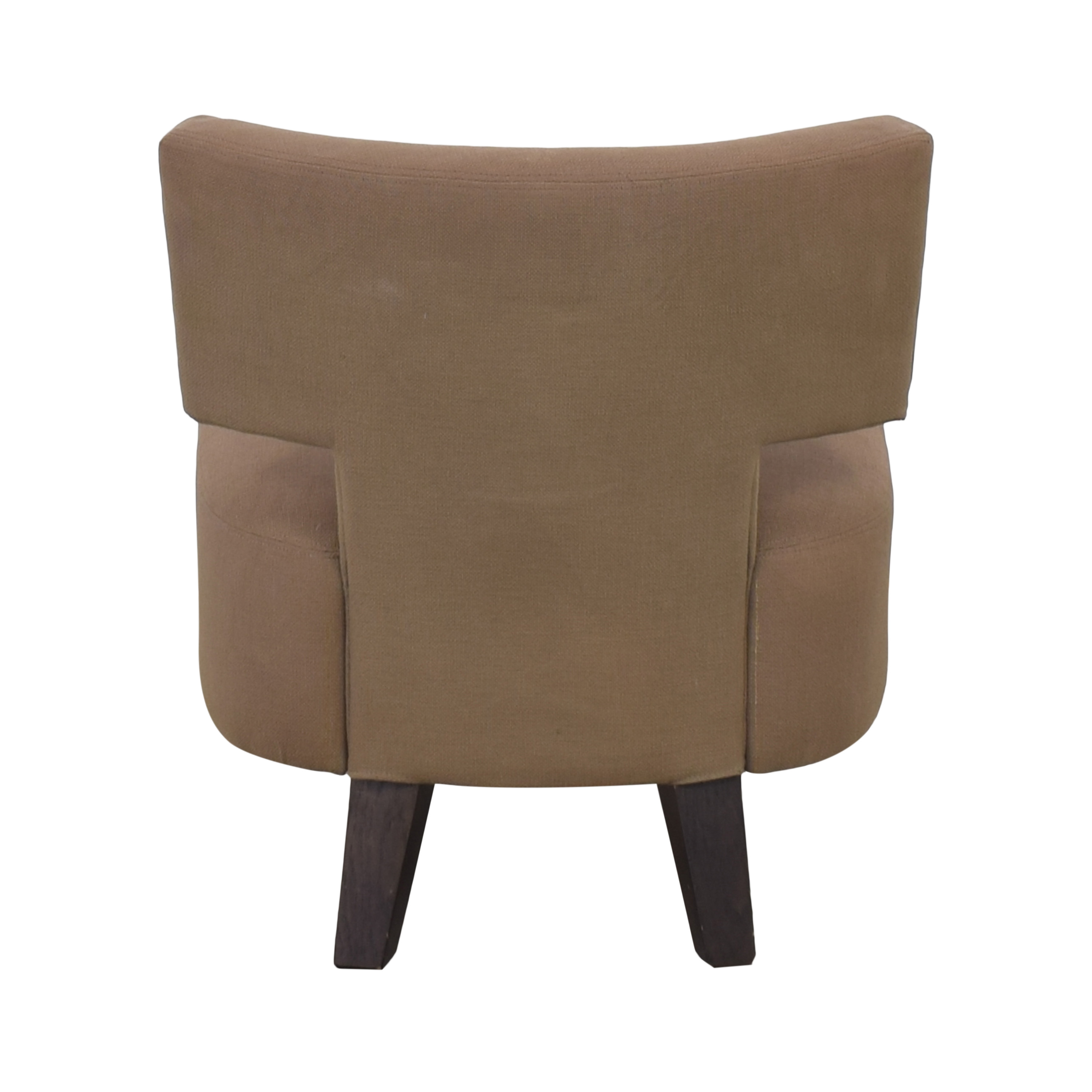 West Elm West Elm Geometric Lounge Chair dimensions