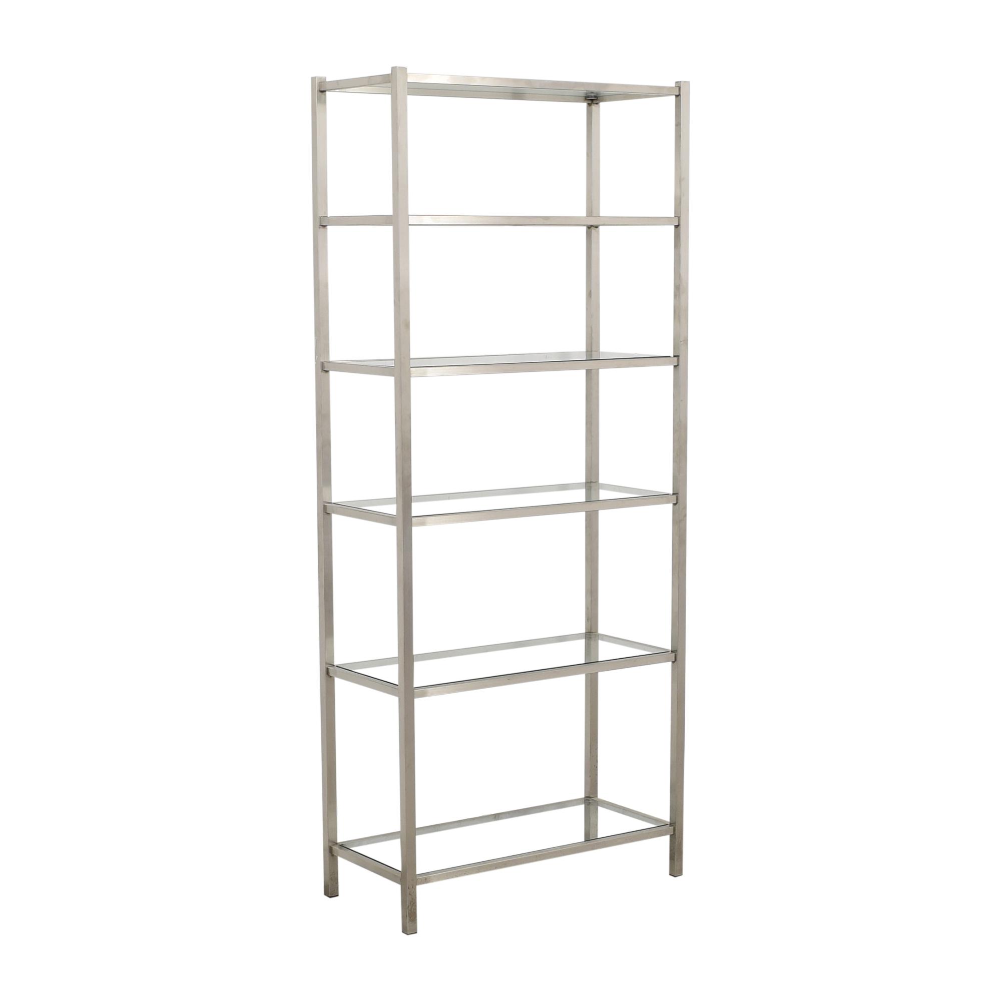 buy Room & Board Brixton Bookcase Room & Board Bookcases & Shelving