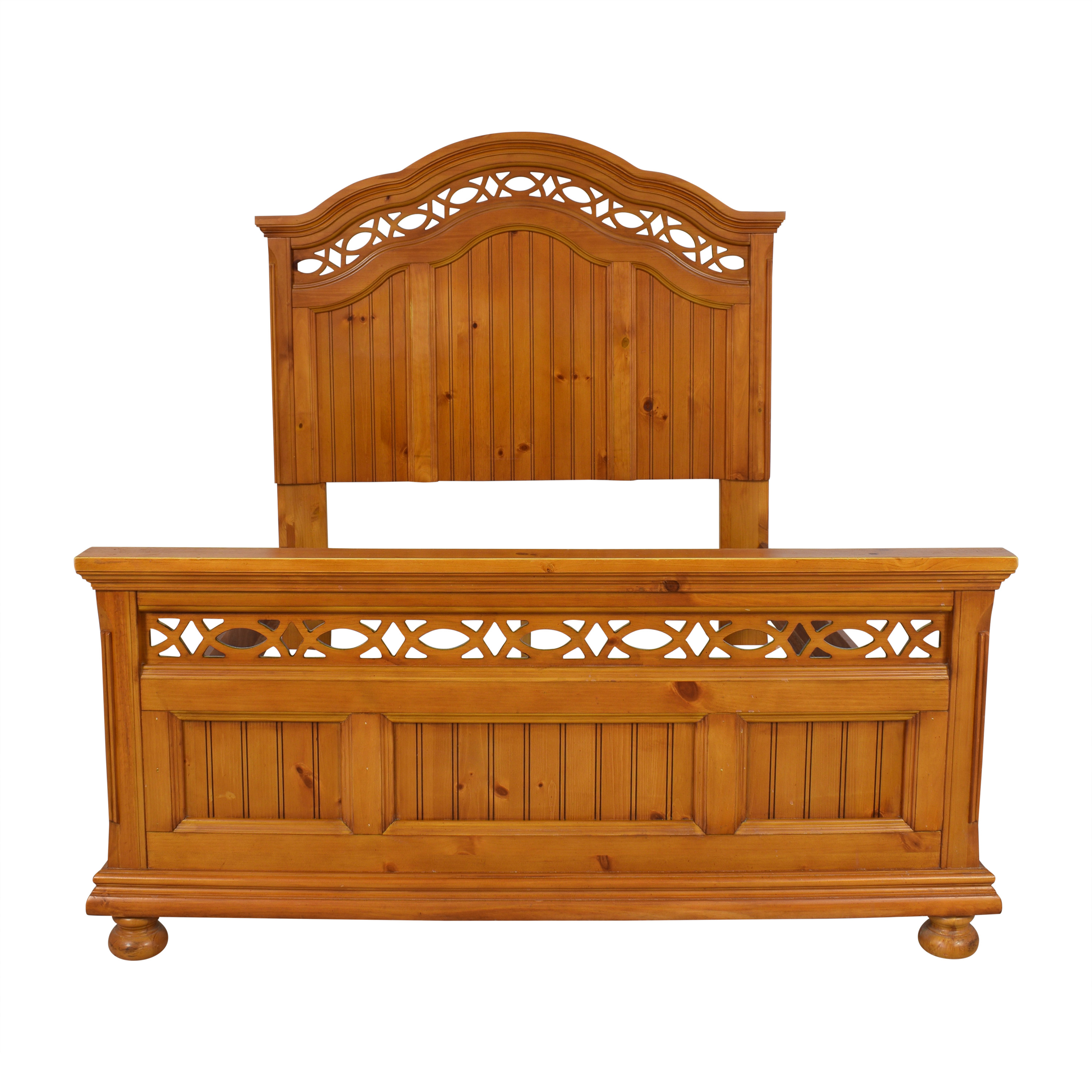Wooden Queen Bed Frame coupon