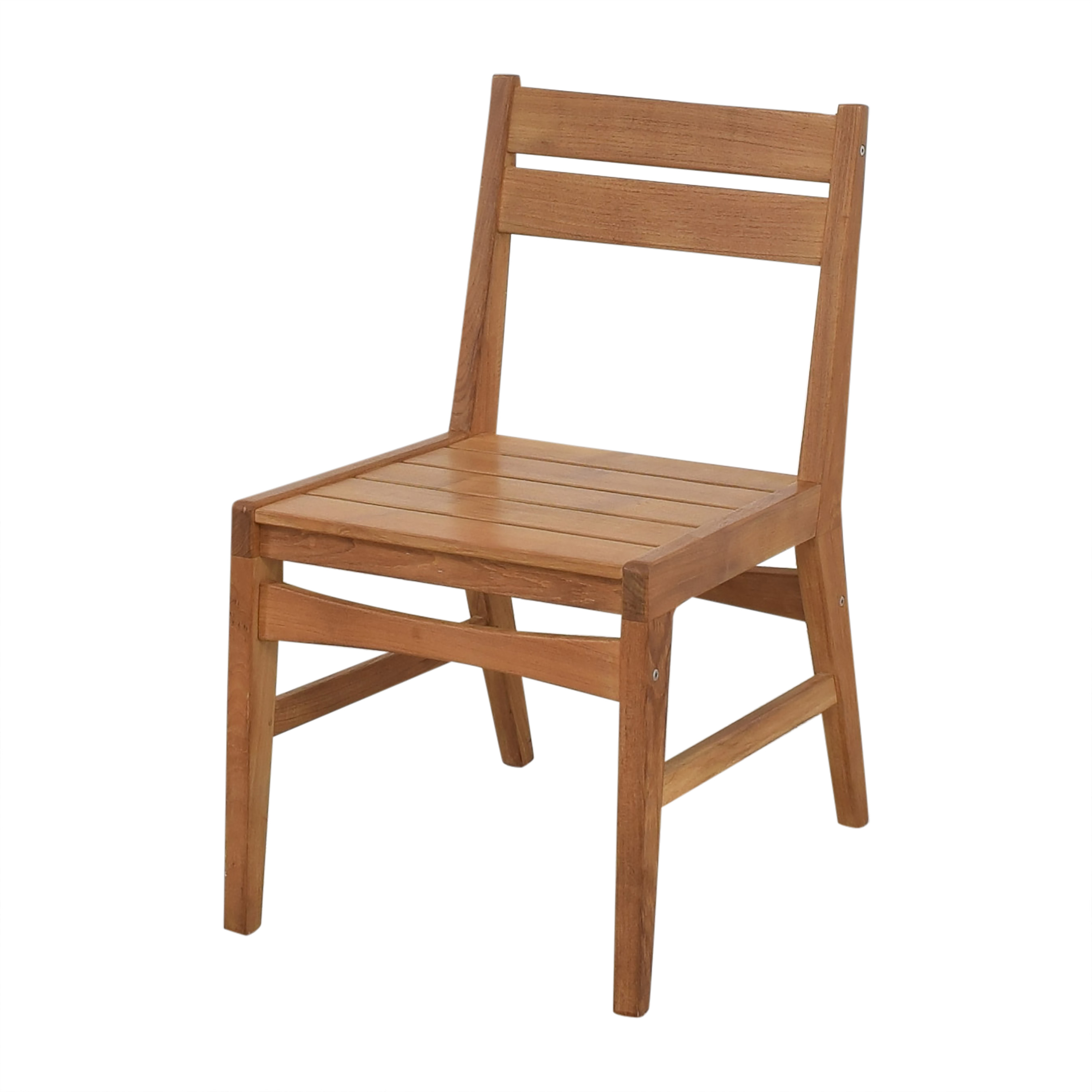 West Elm Mid-Century Outdoor Dining Chairs / Chairs