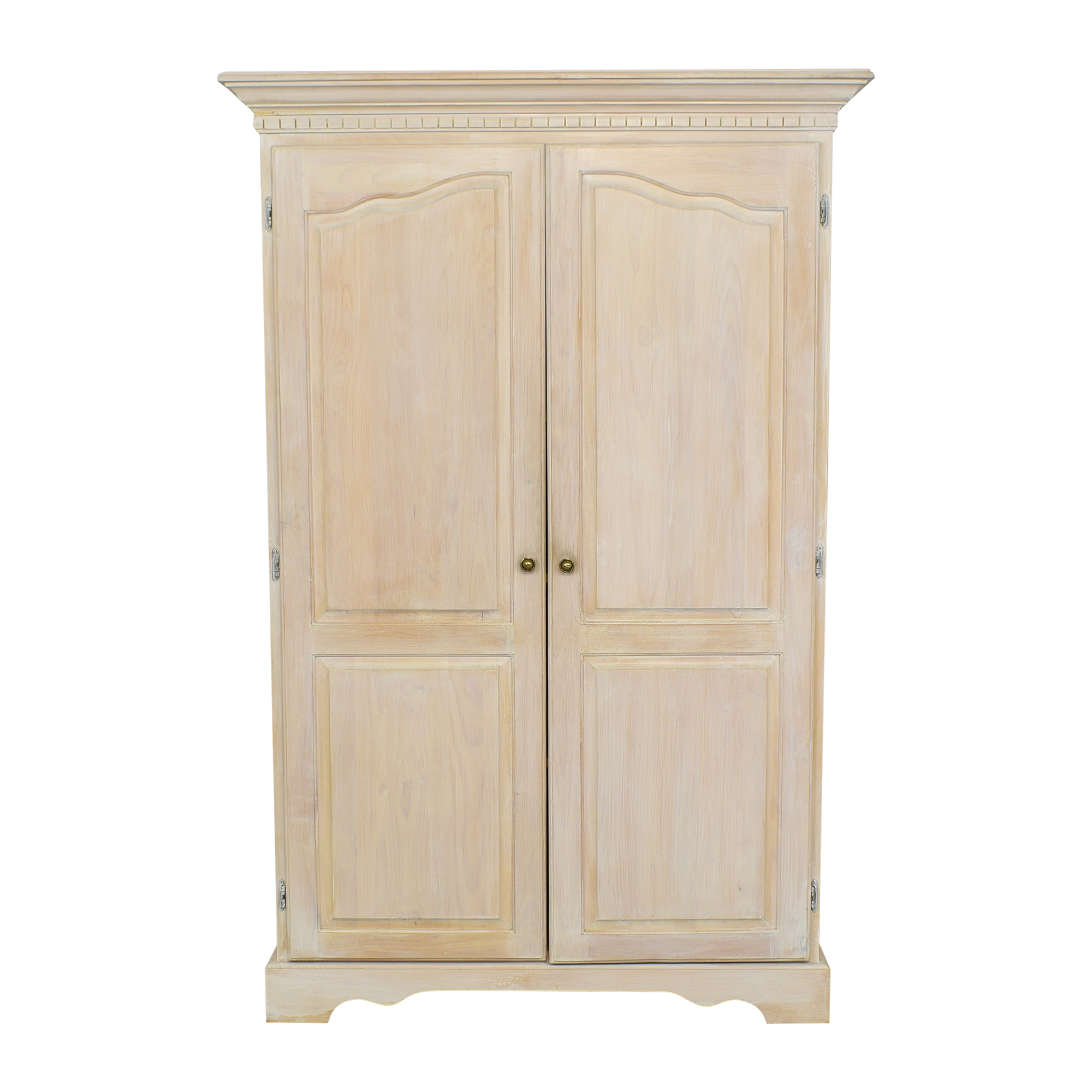 Weathered Wardrobe Armoire ct