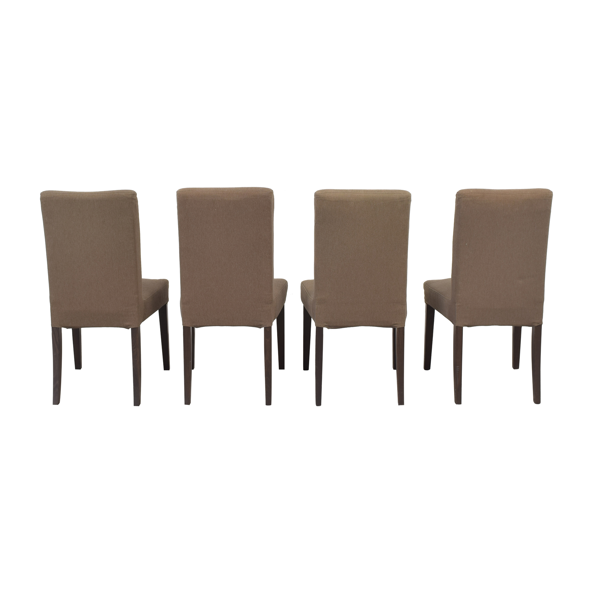IKEA IKEA Henriksdal Dining Chair brown