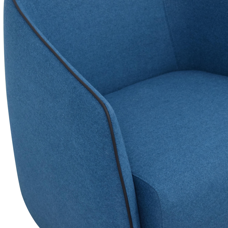 Koleksiyon Koleksiyon Sole Rocking Chair ma