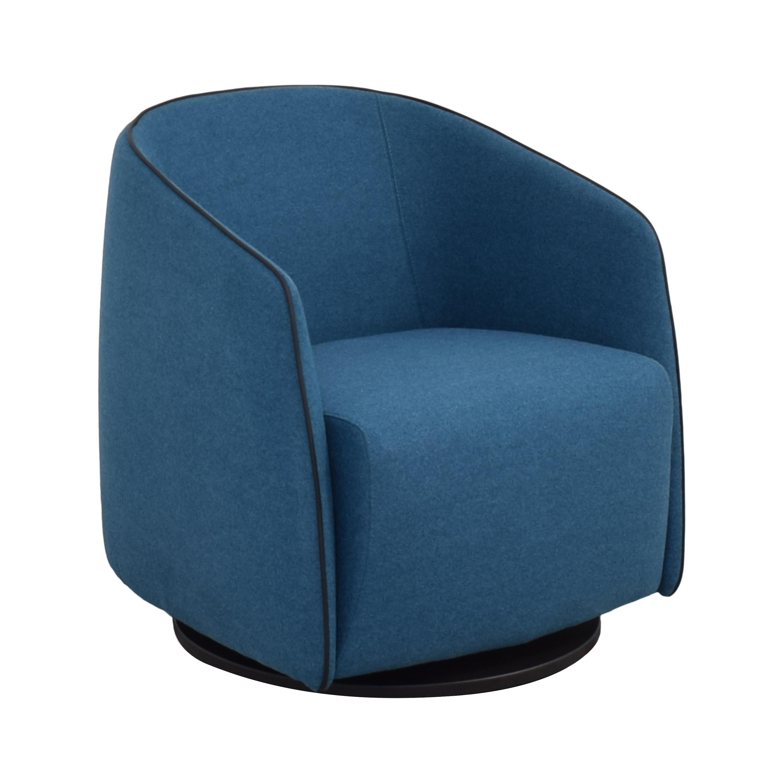 Koleksiyon Koleksiyon Sole Rocking Chair Accent Chairs