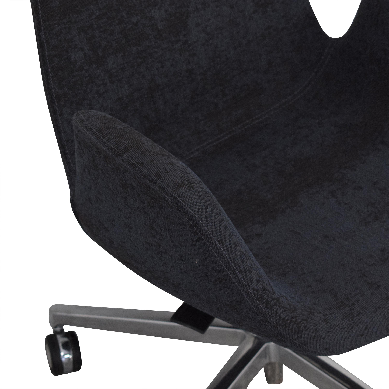 Koleksiyon Kolekysiyion Halia Operator Chair nyc