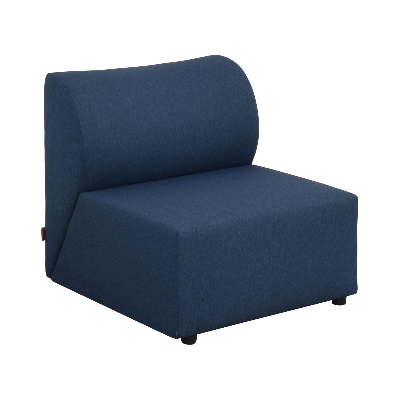 Koleksiyon Poema Middle Chair / Chaises