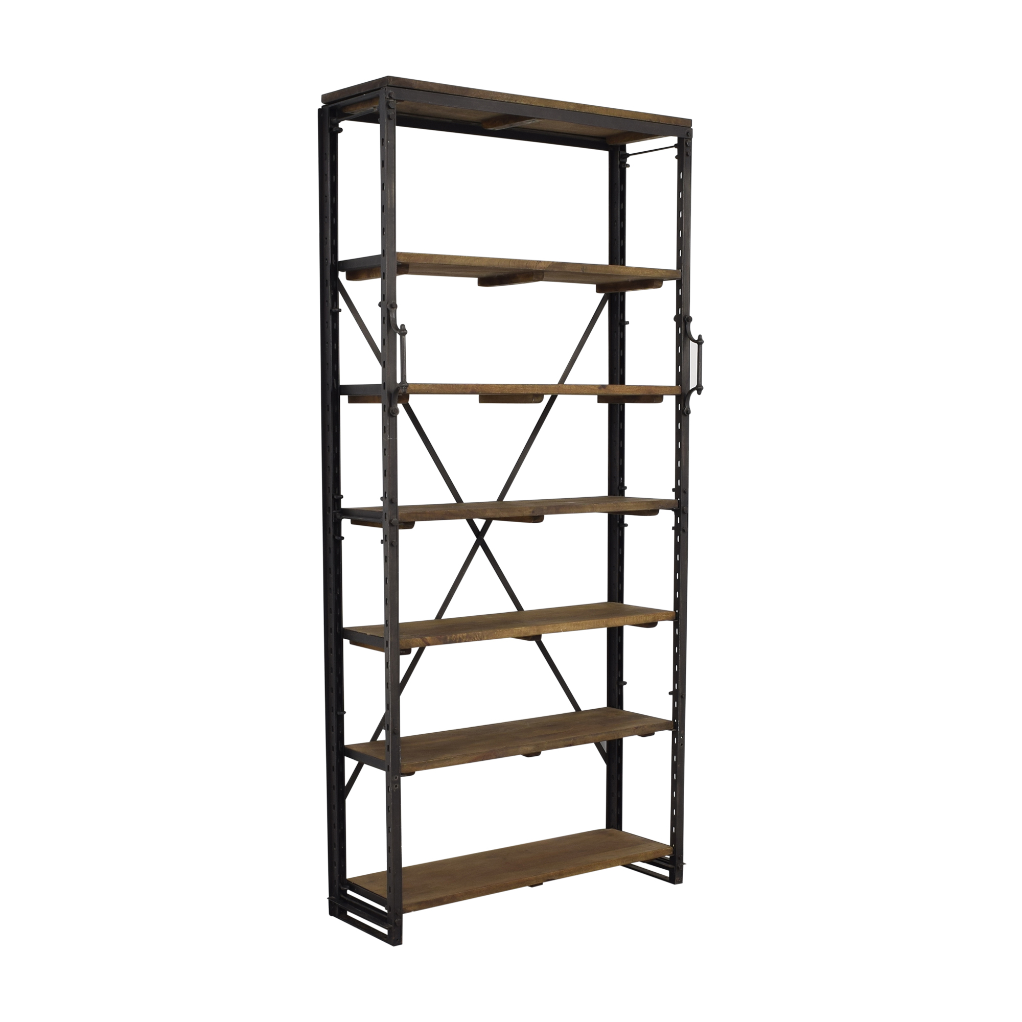 Restoration Hardware Restoration Hardware French Library Shelf for sale