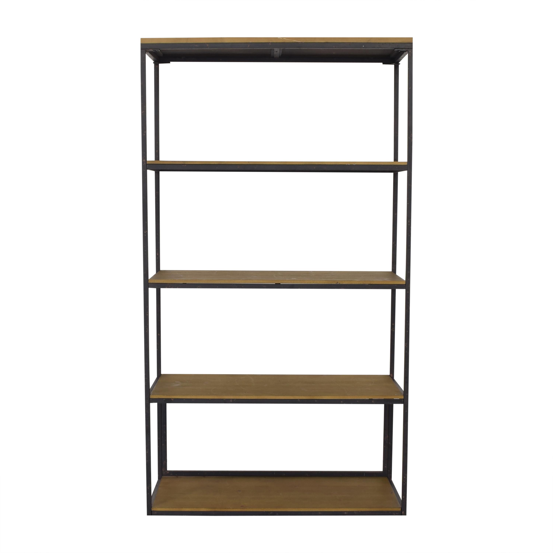 buy Wayfair Wayfair Industrial Modern Bookshelf online