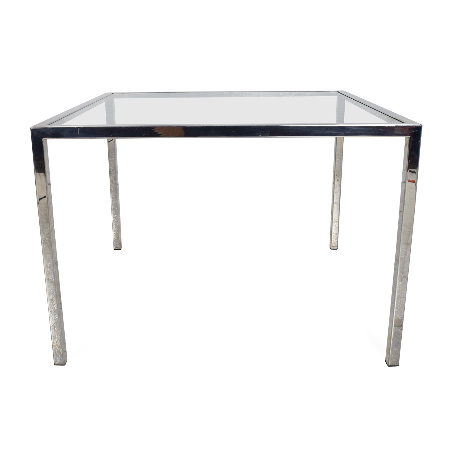 buy Unknown Brand Glass End Table online