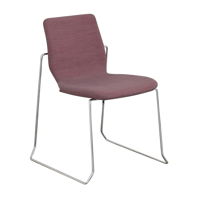 shop Koleksiyon Asanda Armless Chair Koleksiyon Dining Chairs
