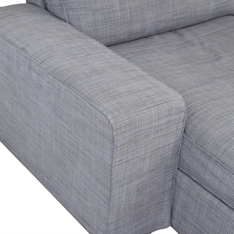 shop IKEA KIVIK Chaise Sectional Sofa IKEA Sofas