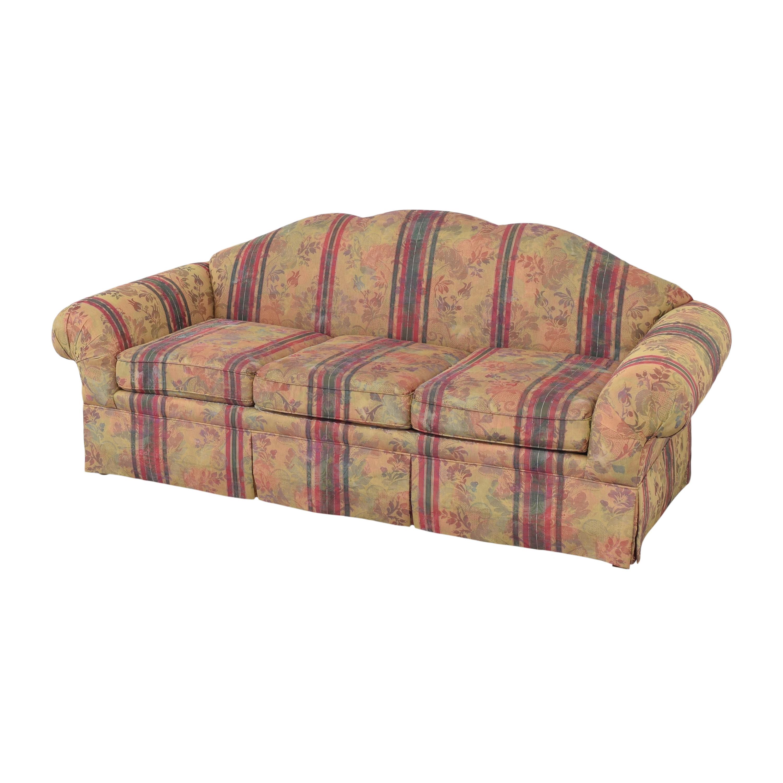 Thomasville Three Cushion Sofa / Classic Sofas