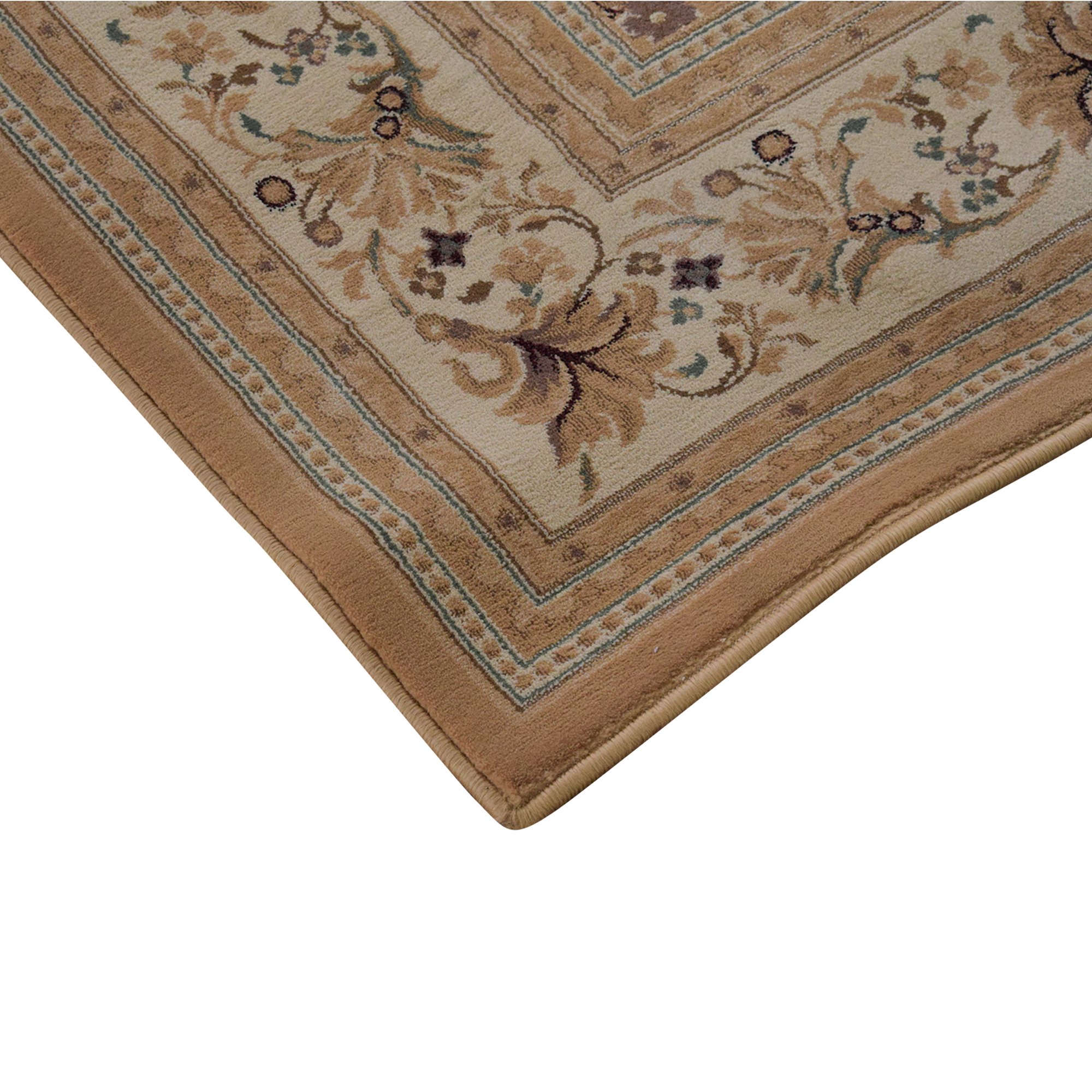 Central Oriental Central Oriental Somerset Taupe Rug second hand