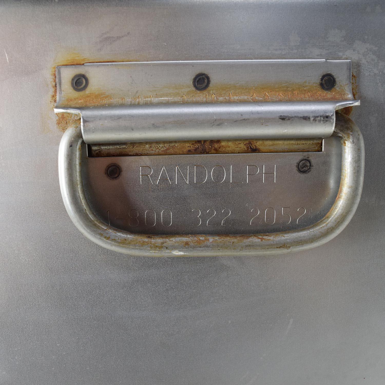 Unknown Brand Metal Storage Bins discount