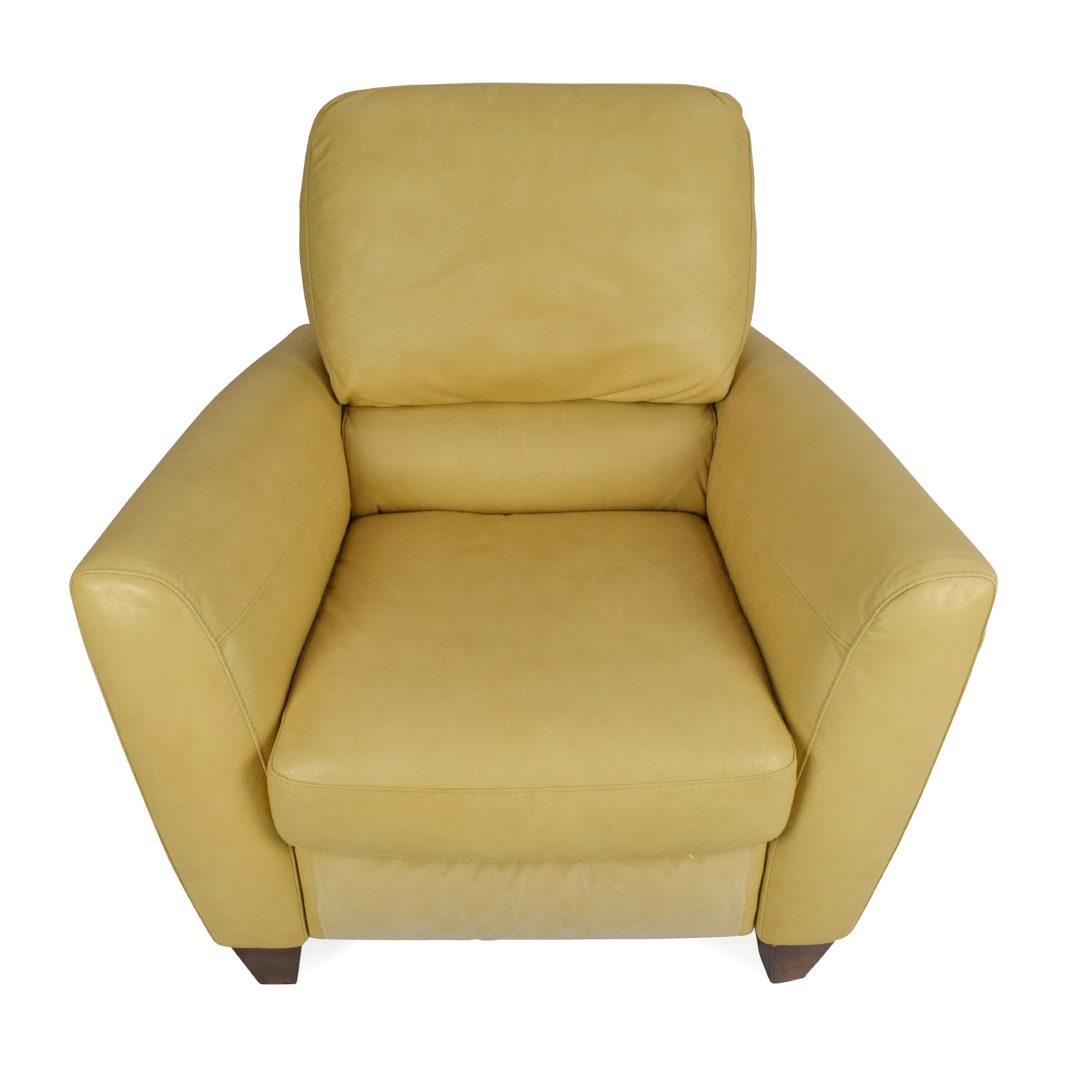 47% OFF Bob s Furniture Bob s Furniture Brown Recliner Chair