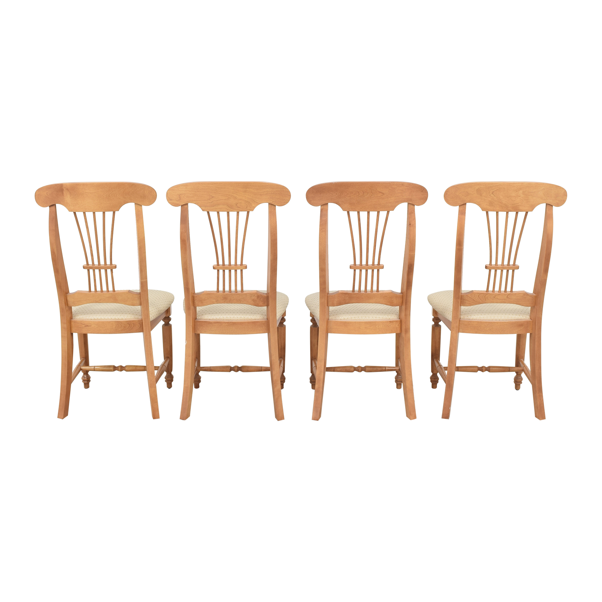 Canadel Canadel Upholstered Dining Chairs nj