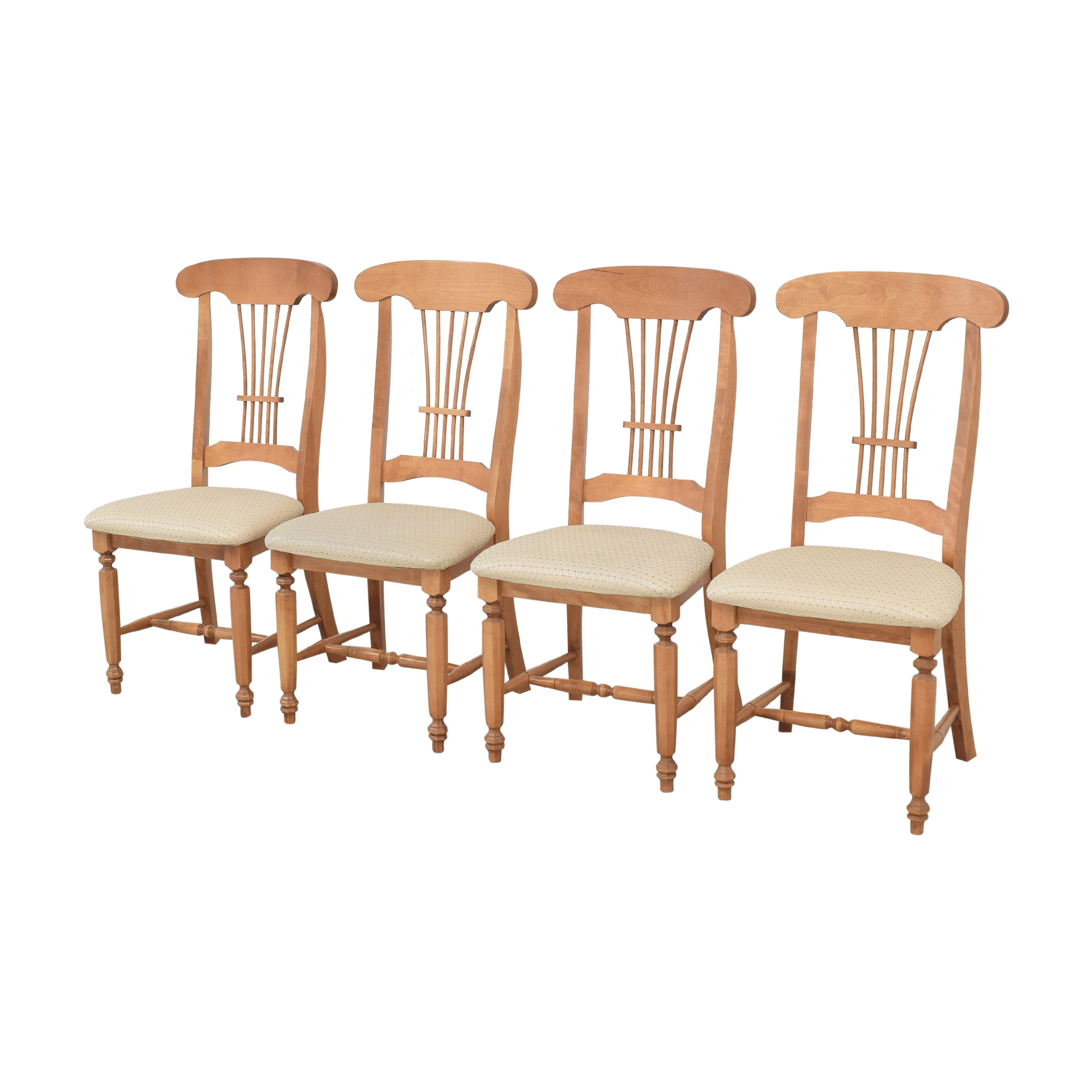 Canadel Upholstered Dining Chairs Canadel
