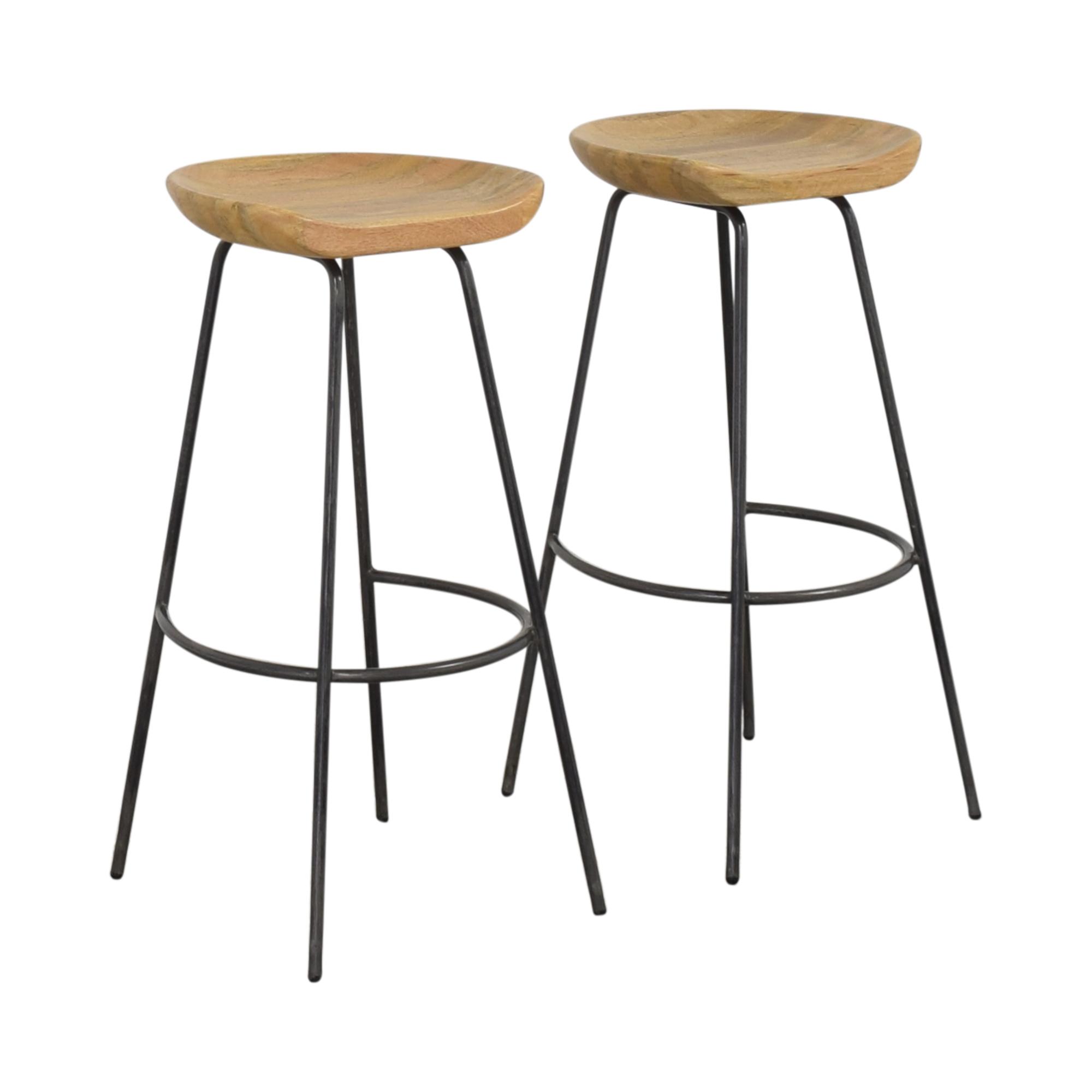 buy West Elm Alden Barstools West Elm Chairs