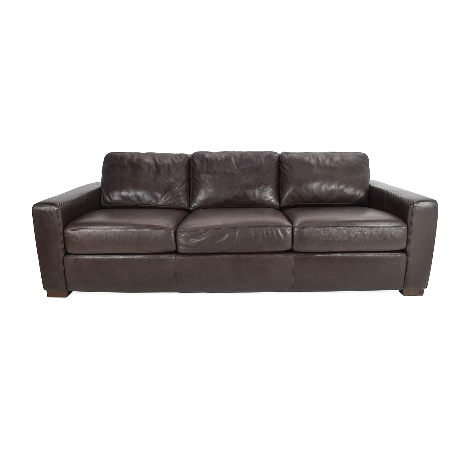 Second hand designer sofas leather sofa ebay thesofa for Second hand sofas