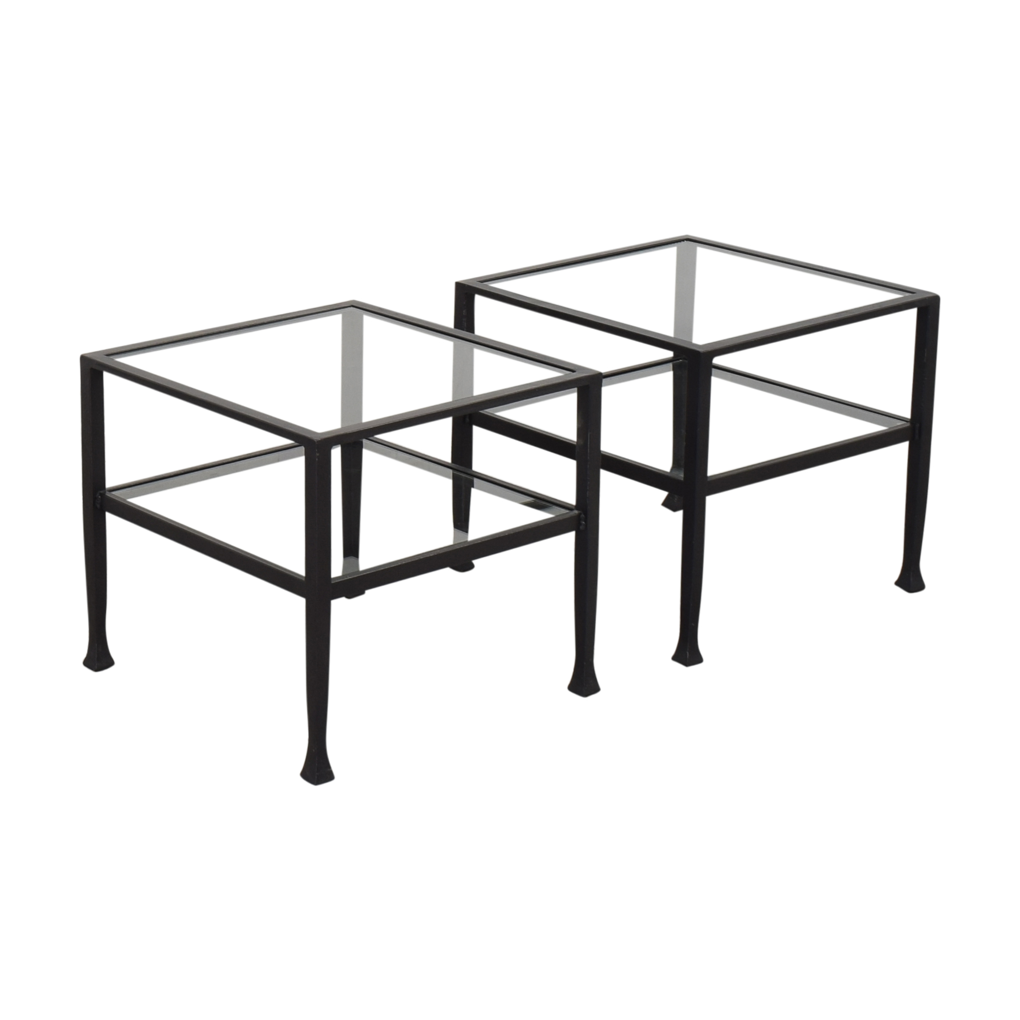 shop Pottery Barn Pottery Barn Tanner Cube Coffee Tables online