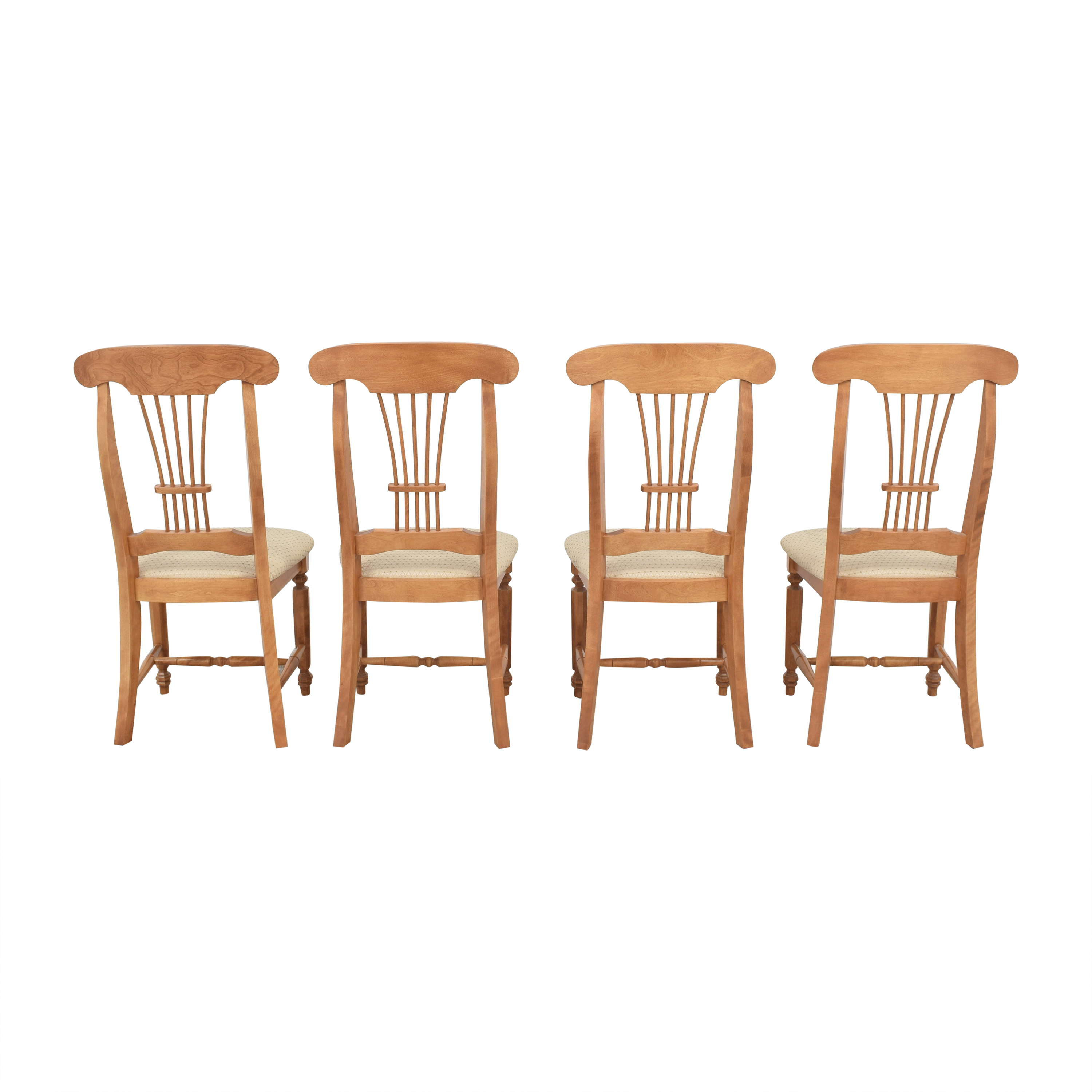 buy Canadel Upholstered Dining Chairs Canadel Dining Chairs