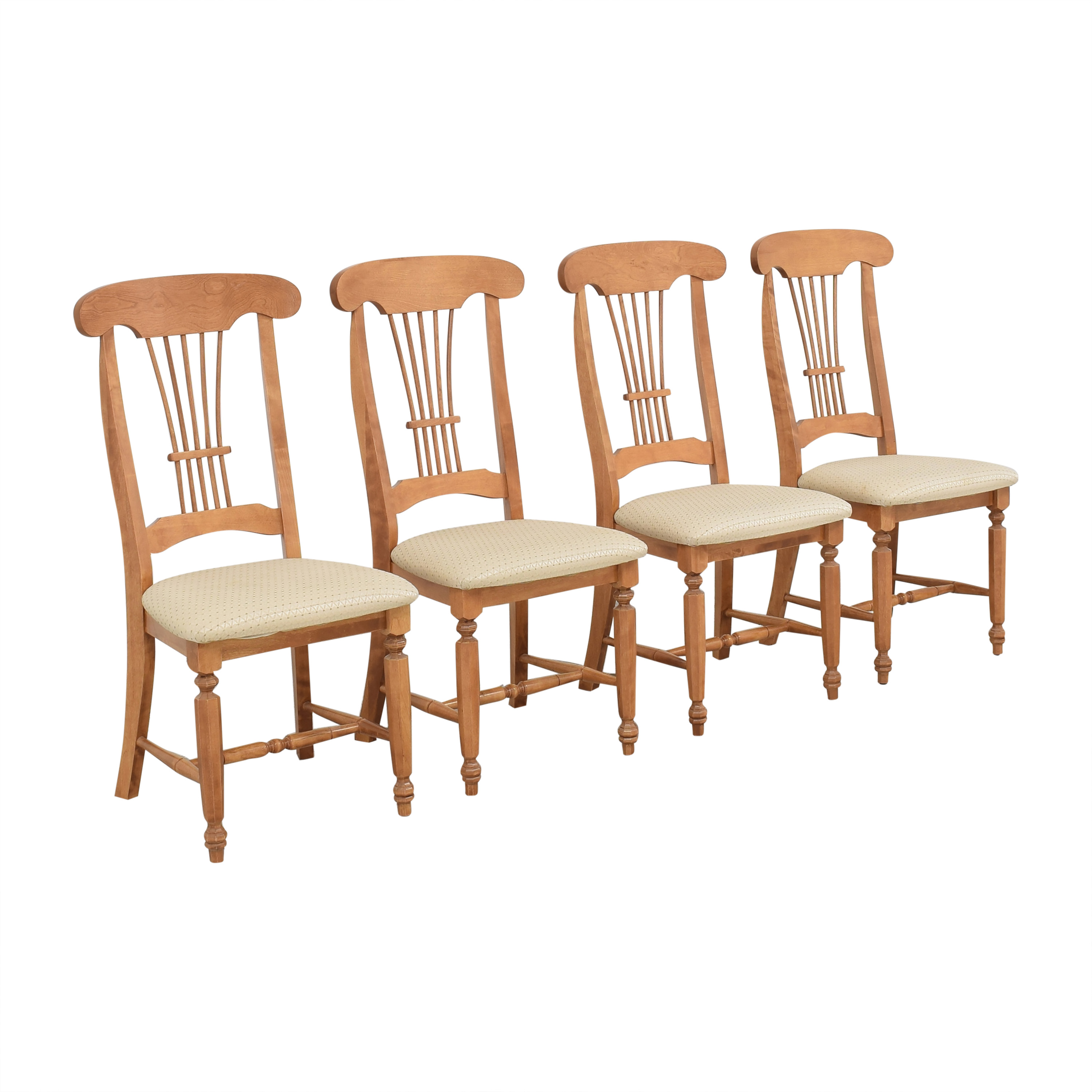 buy Canadel Upholstered Dining Chairs Canadel Chairs
