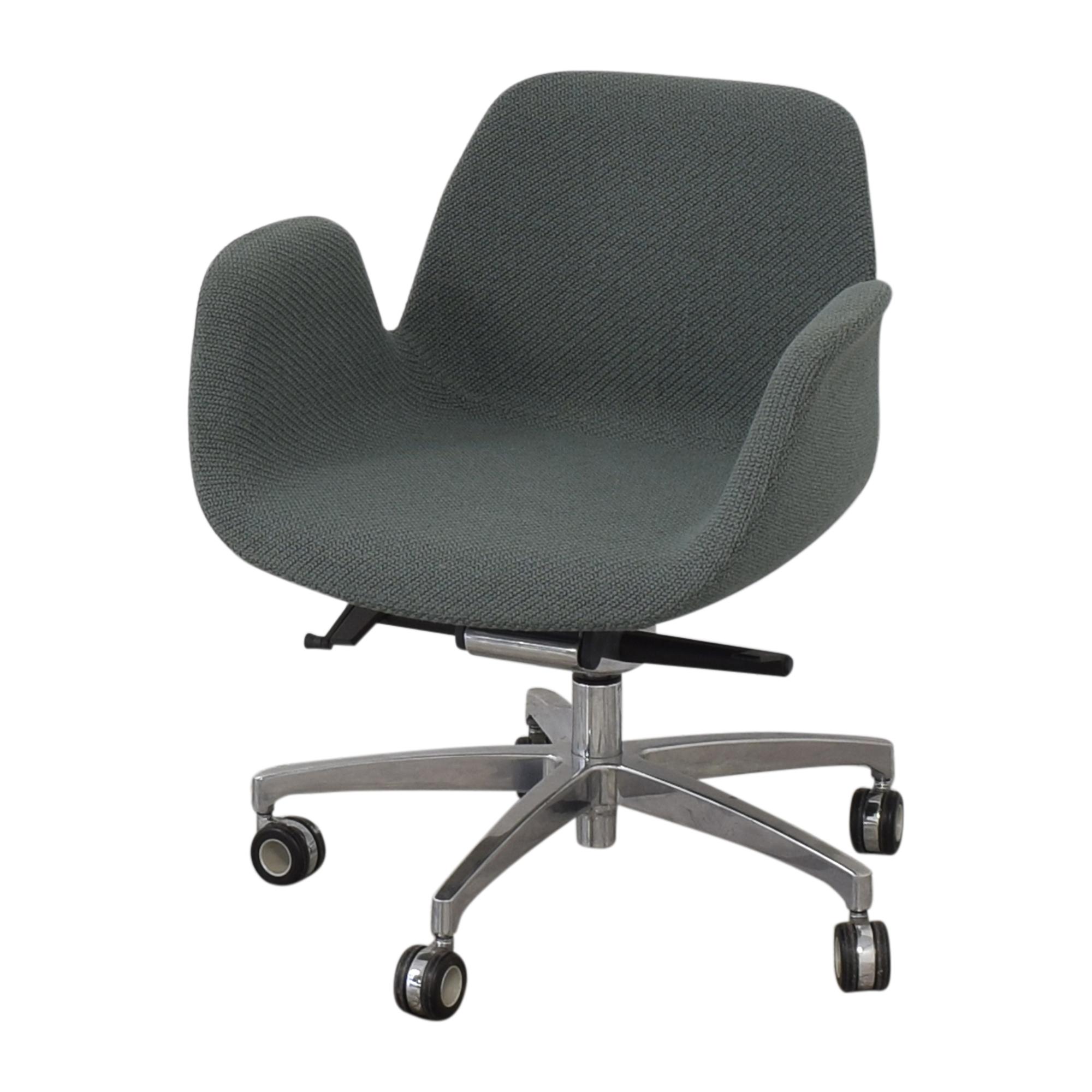 buy Koleksiyon Halia Operator Task Chair Koleksiyon Home Office Chairs