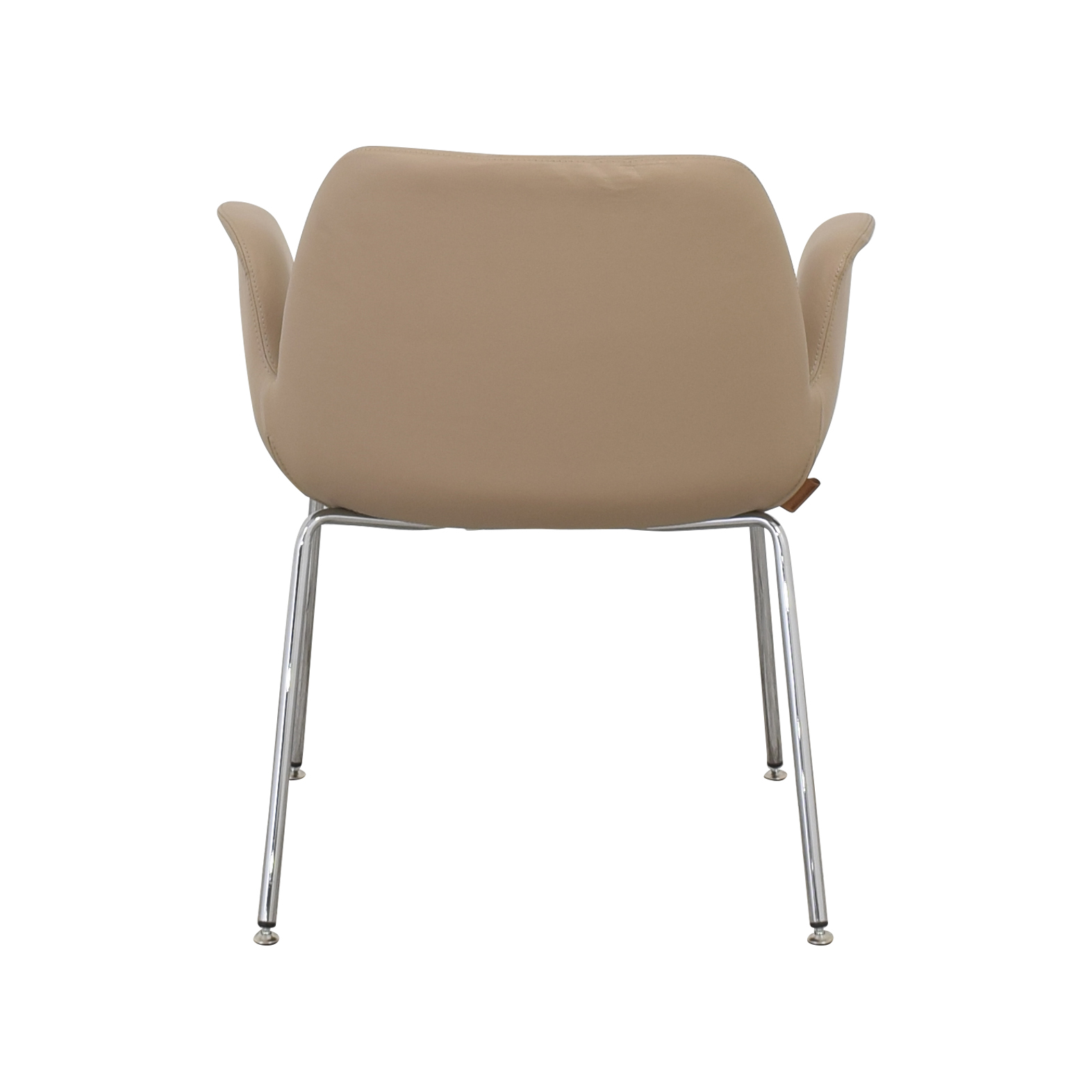 buy Koleksiyon Halia Leather Accent Chair Koleksiyon Chairs