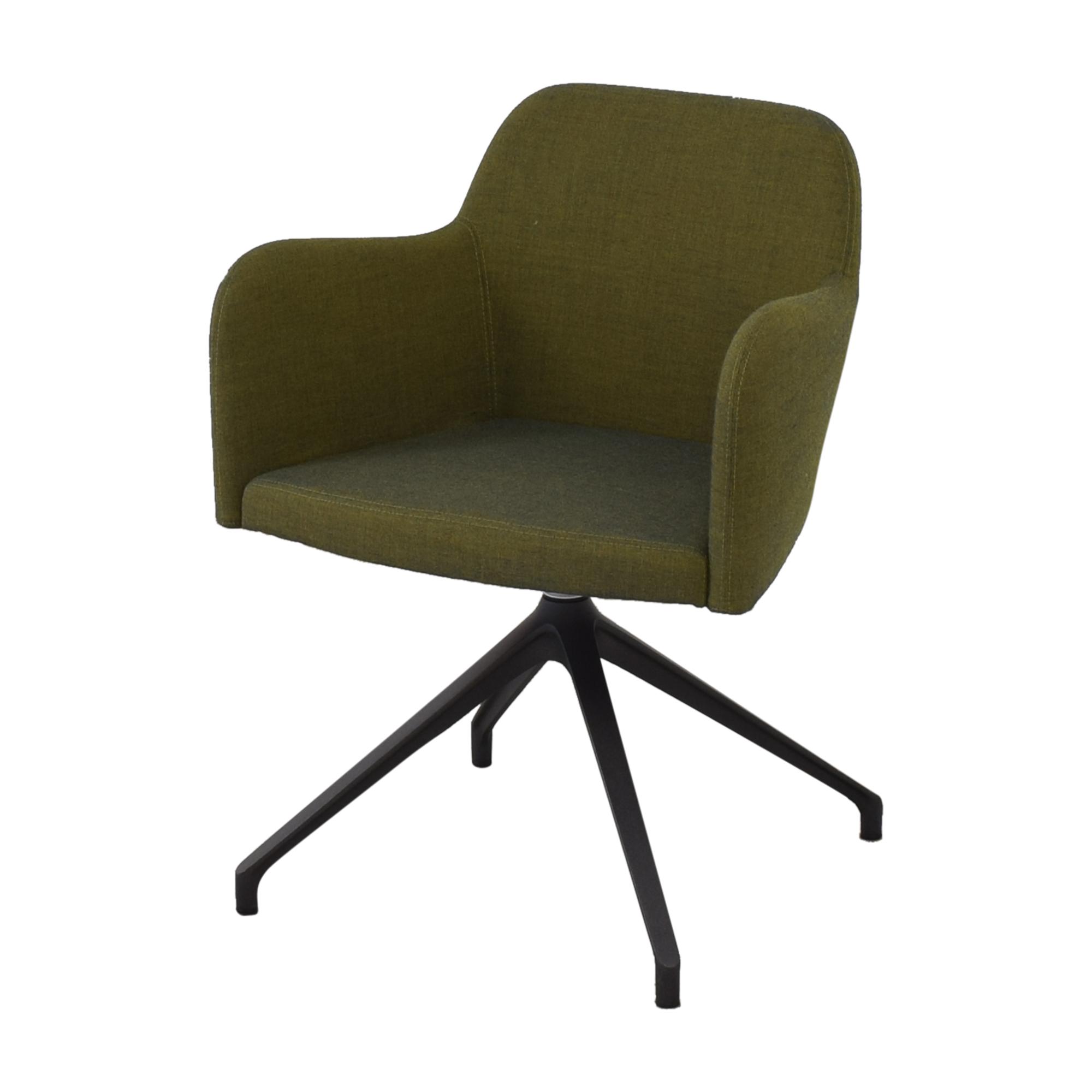 Koleksiyon Koleksiyon Miranda Cantilever Armchair Accent Chairs