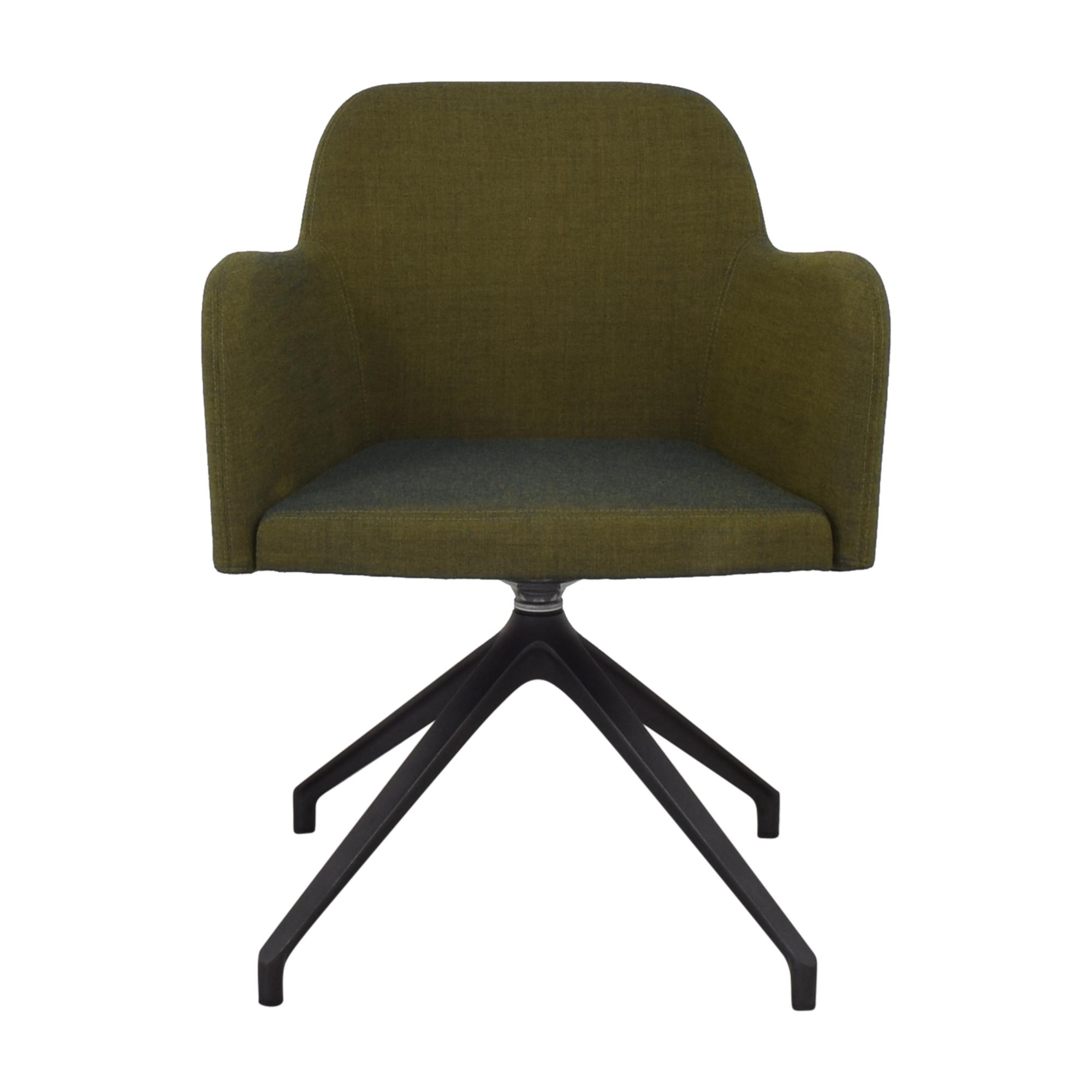 shop Koleksiyon Miranda Cantilever Armchair Koleksiyon Accent Chairs