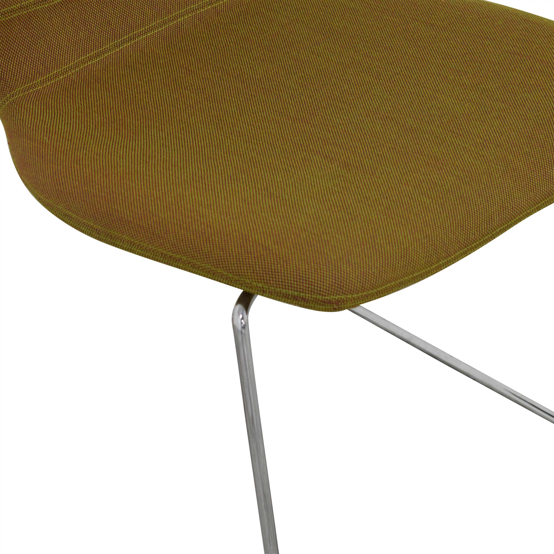 Koleksiyon Koleksiyon Asanda Armless Chair green and red