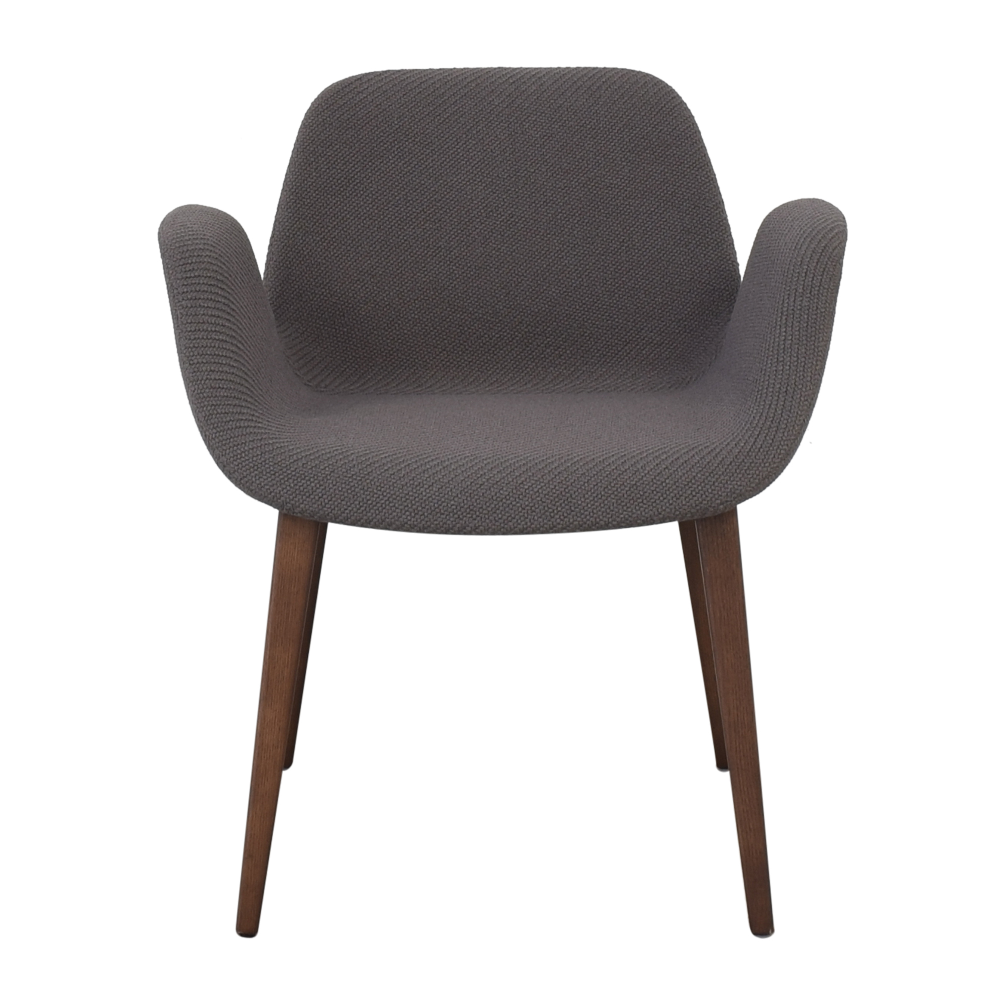 shop Koleksiyon Low Back Arm Chair Koleksiyon Chairs