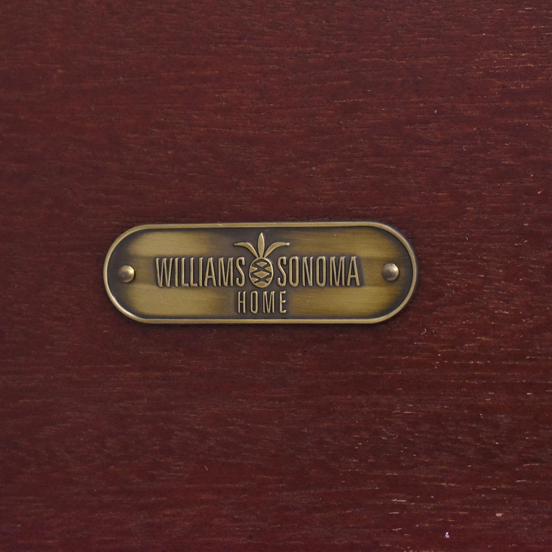 Williams Sonoma Williams Sonoma Home Coffee Table discount