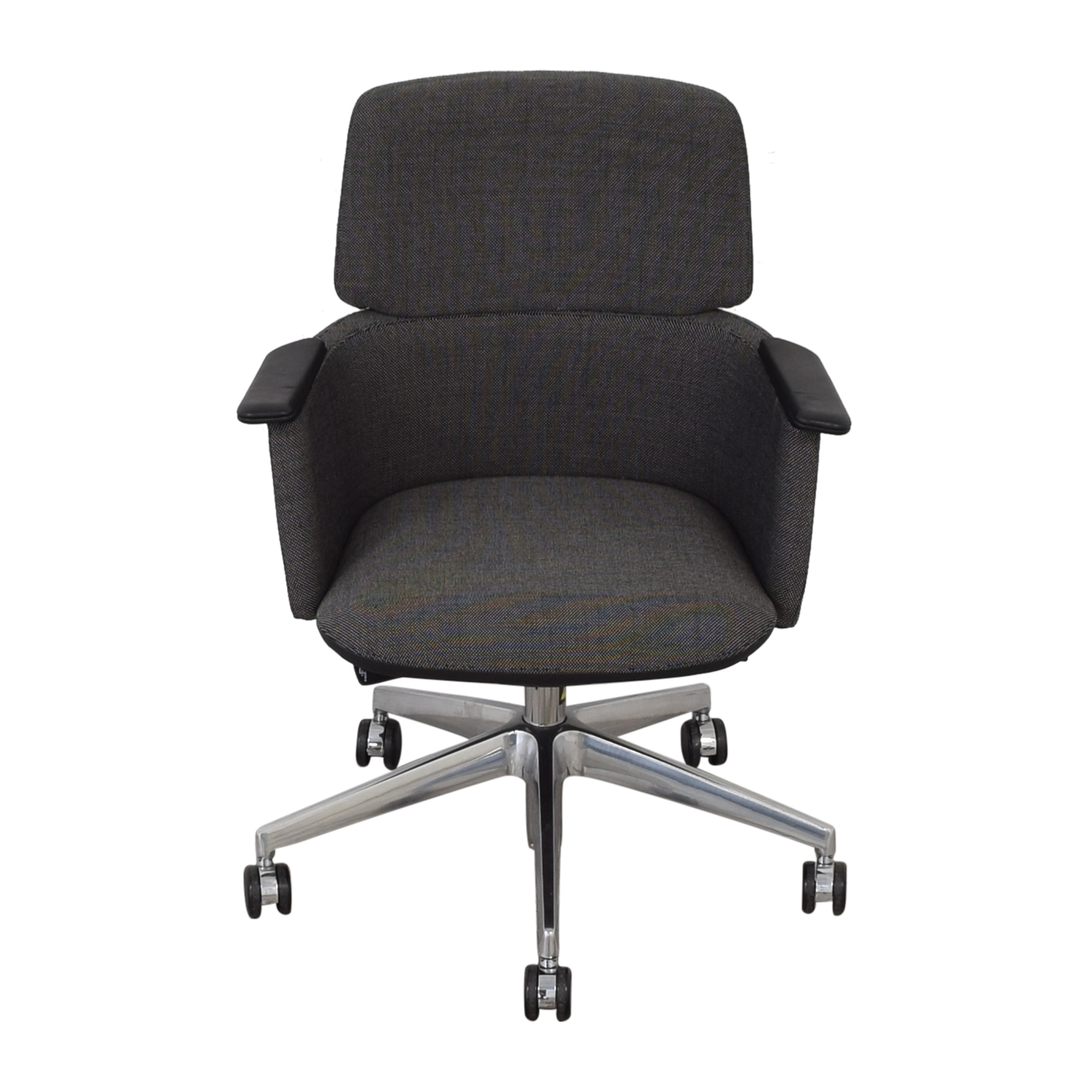 Koleksiyon Koleksiyon Tola Task Chair gray and black