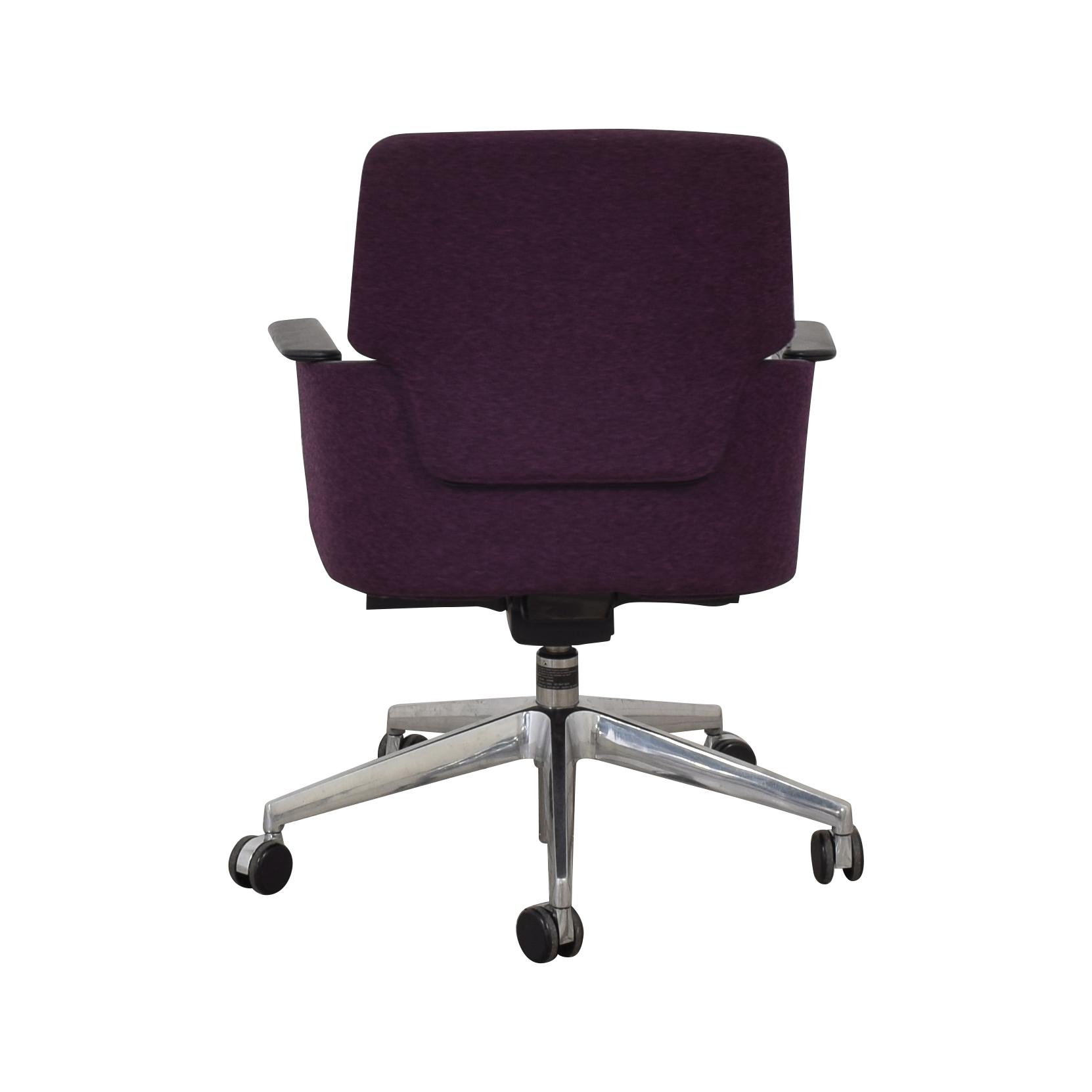 Koleksiyon Koleksiyon Tola Task Chair purple