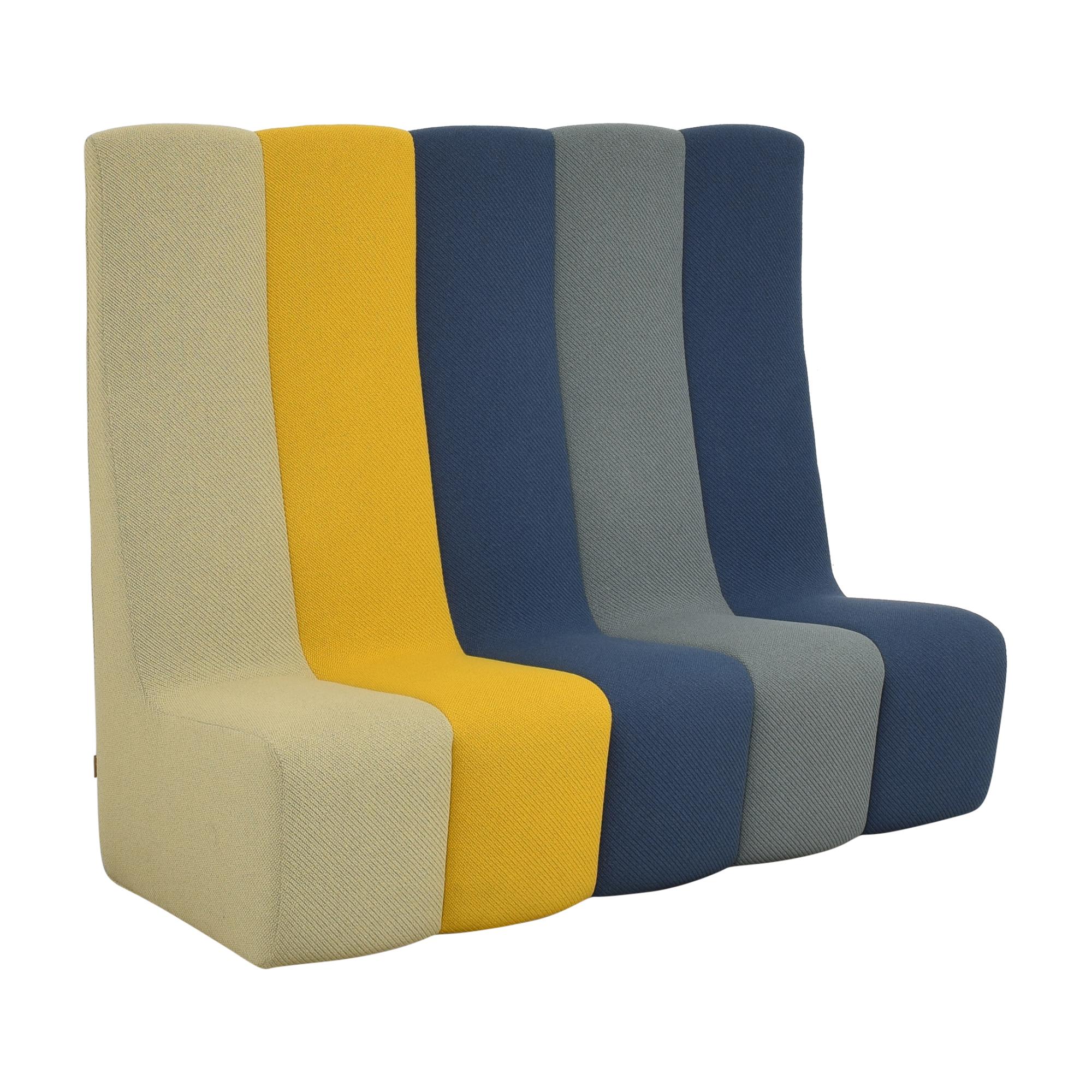 buy Koleksiyon Dilim Tall Sofa Koleksiyon Classic Sofas