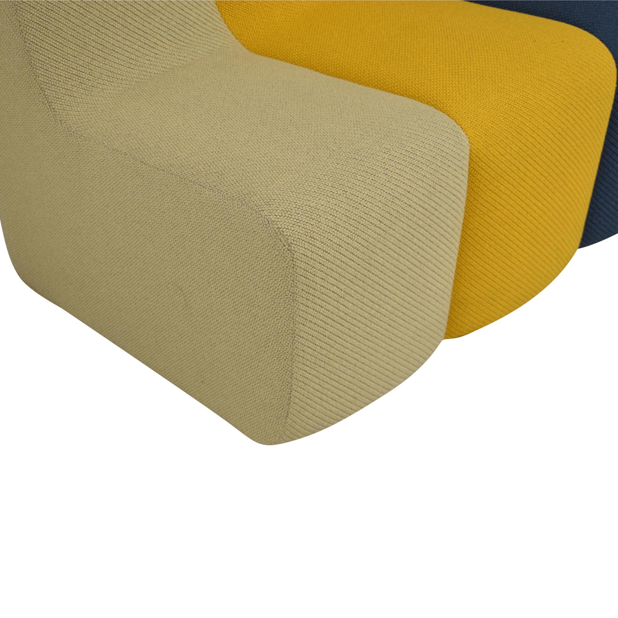 buy Koleksiyon Koleksiyon Dilim Tall Sofa online
