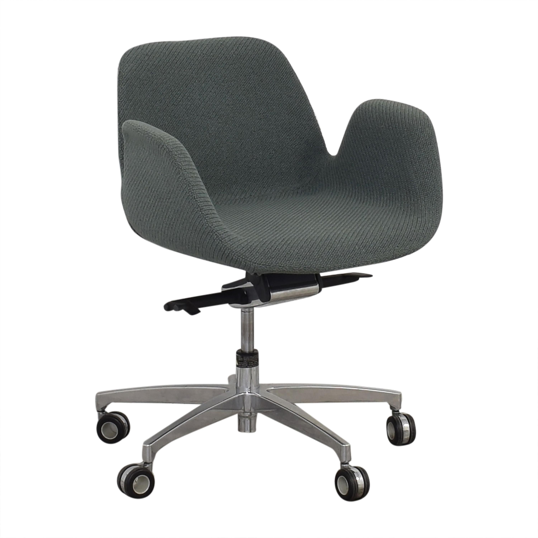 Koleksiyon Koleksiyon Halia Operator Task Chair dimensions