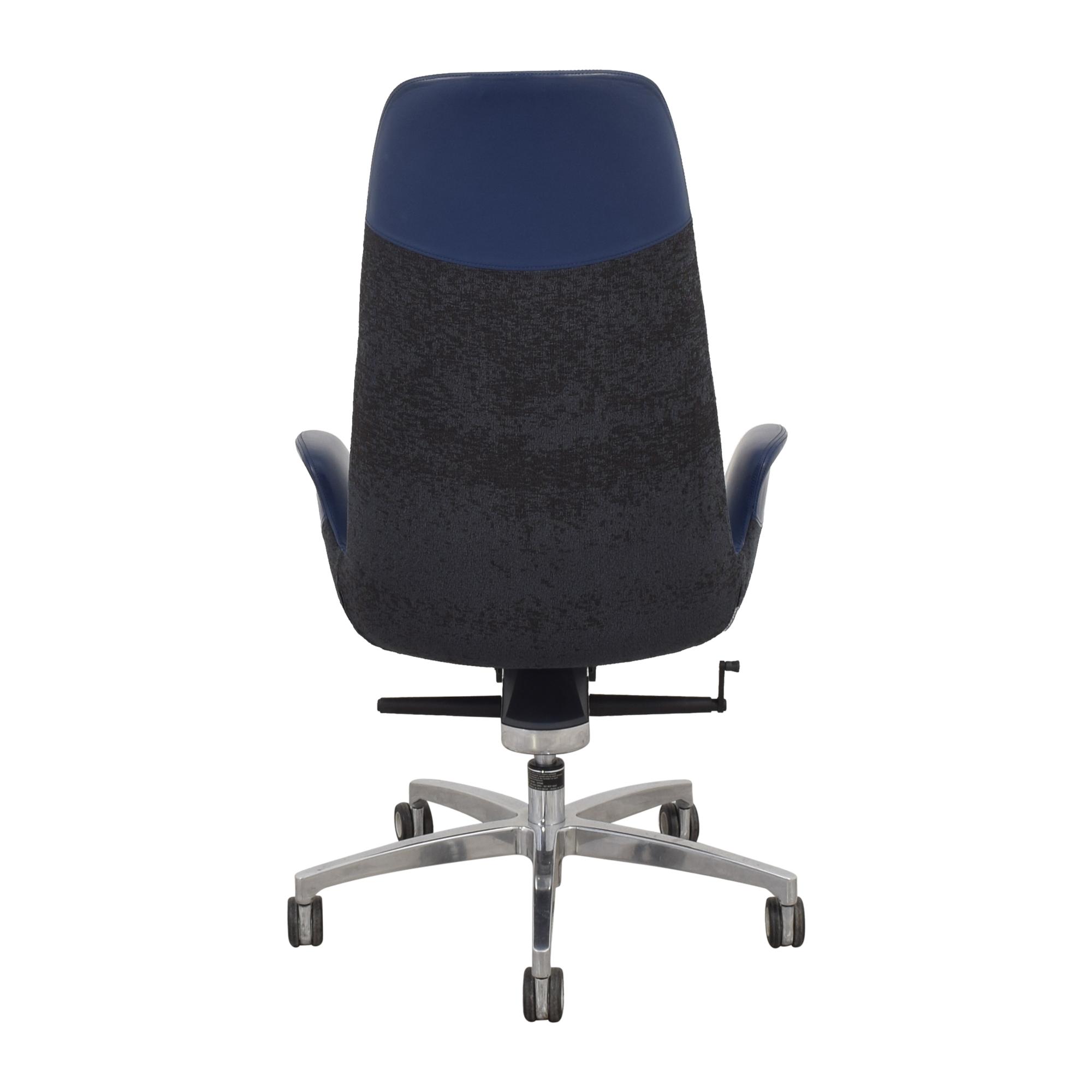 Koleksiyon Koleksiyon Halia High Back Office Chair used