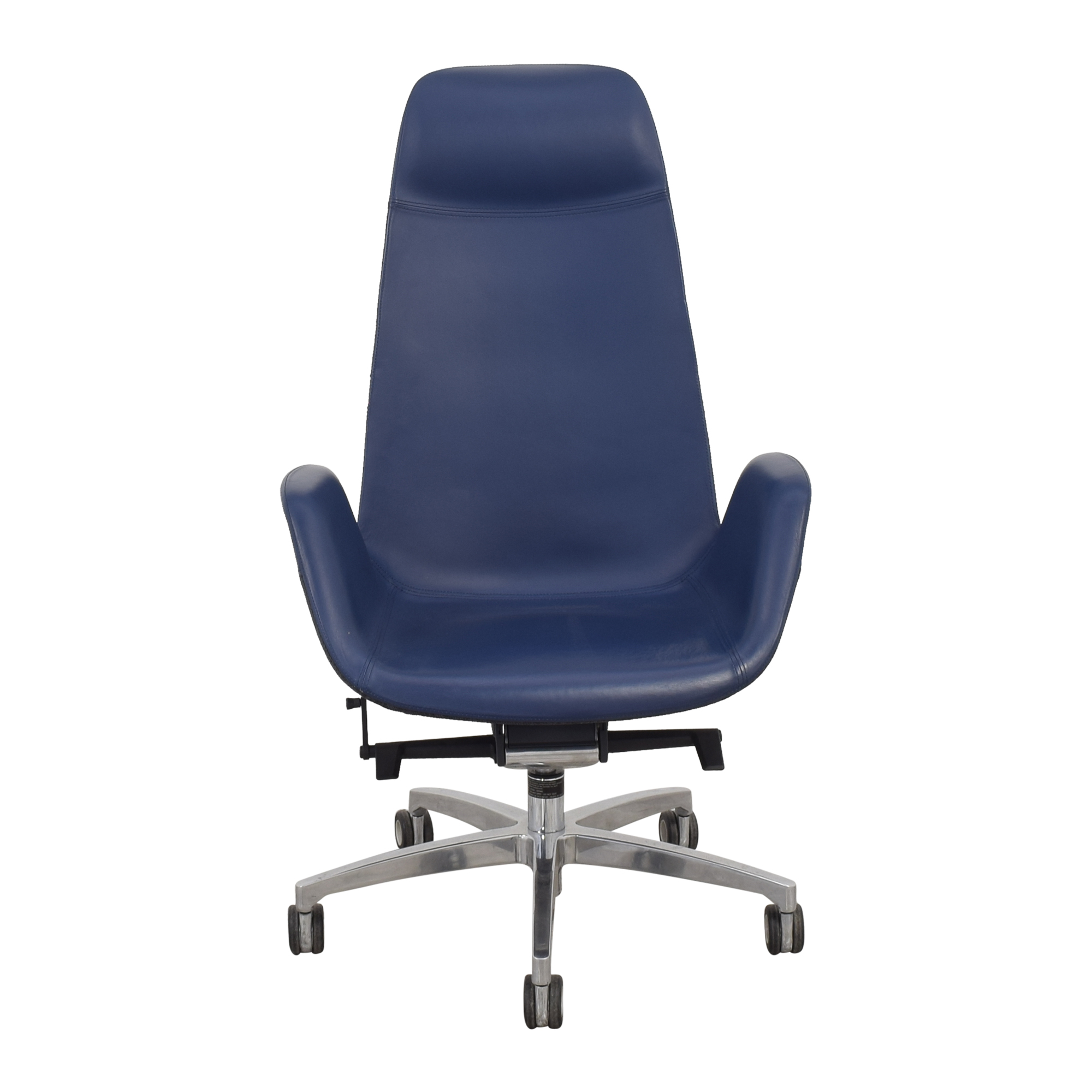 74 Off Koleksiyon Koleksiyon Halia High Back Office Chair Chairs