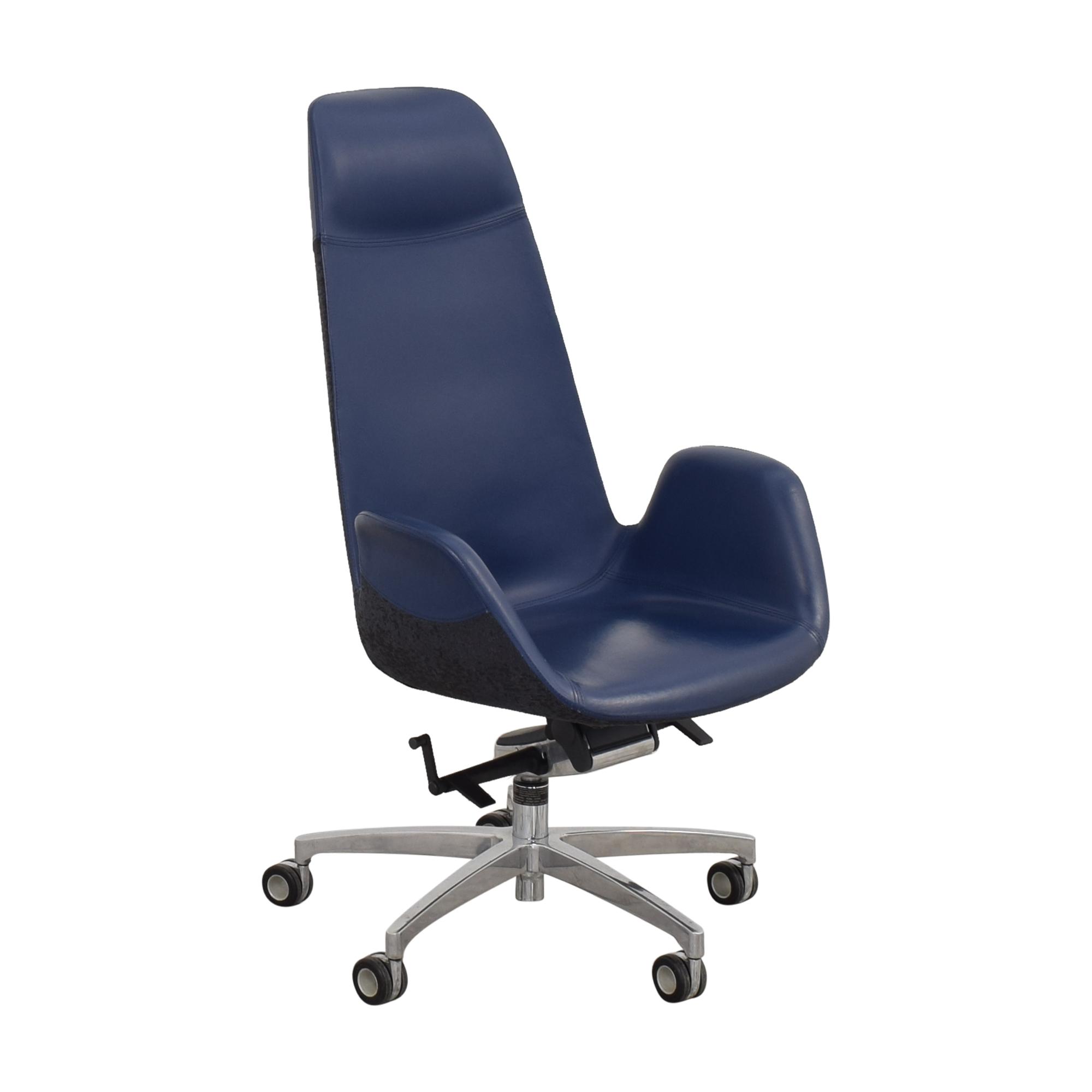 Koleksiyon Koleksiyon Halia High Back Office Chair on sale
