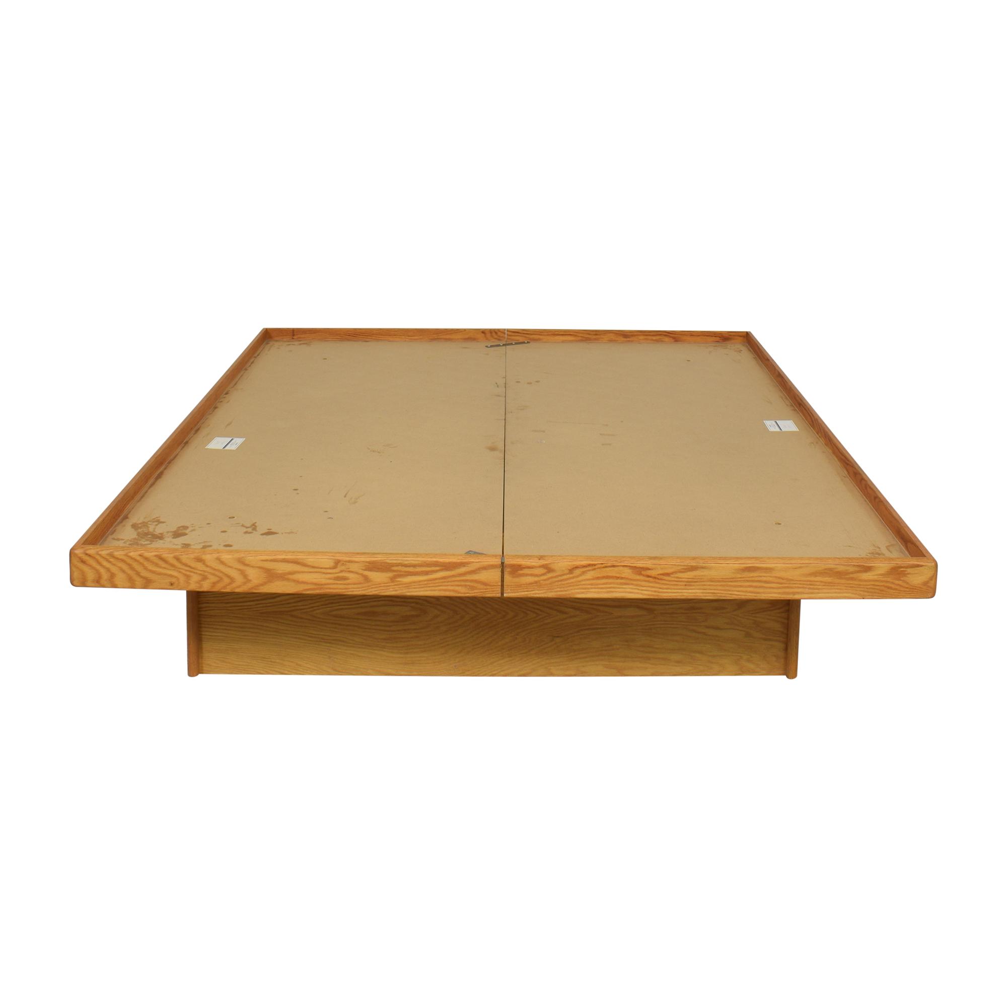 shop Platform Queen Bed  Beds