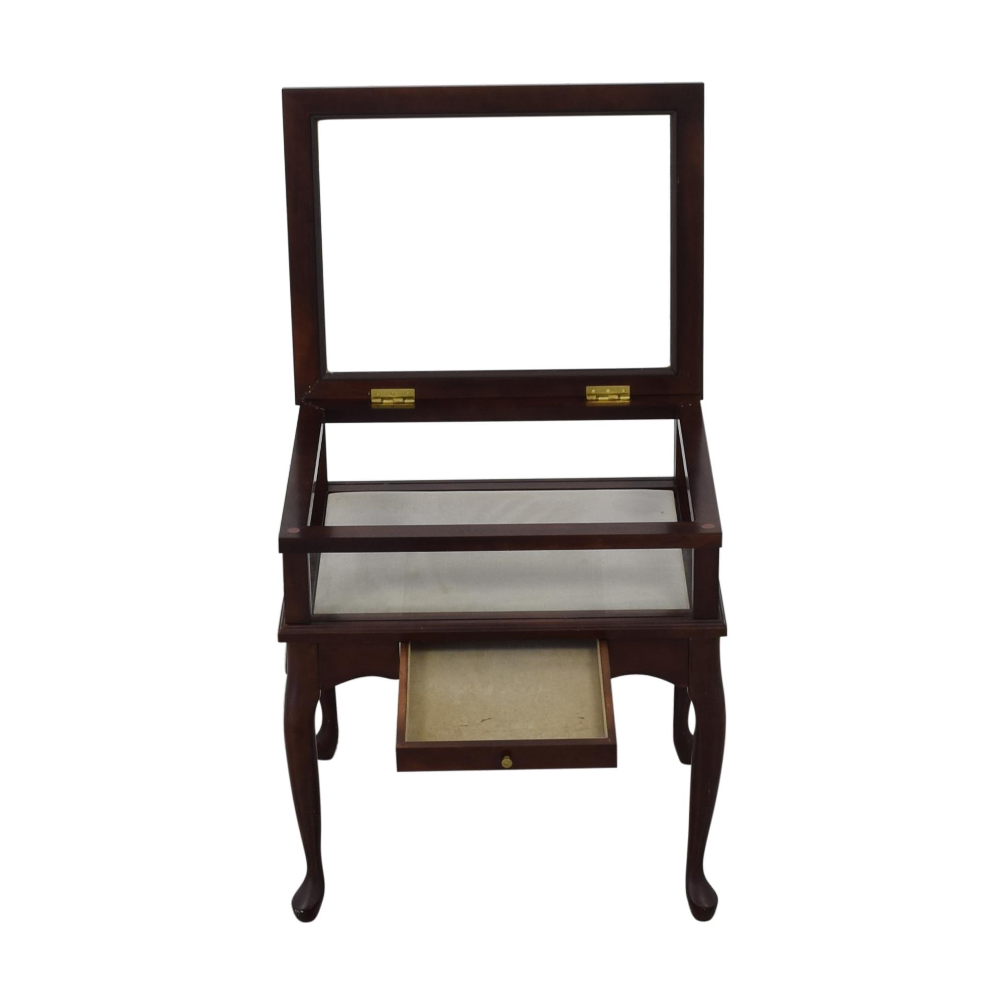 buy Bombay Company Display Table Bombay Company Accent Tables